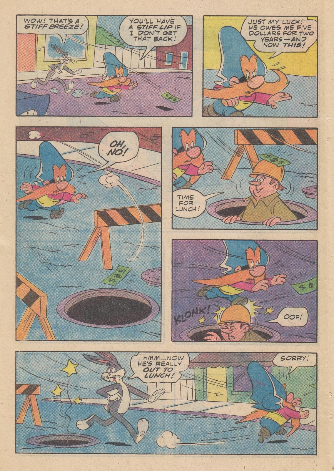Yosemite Sam and Bugs Bunny issue 80 - Page 12