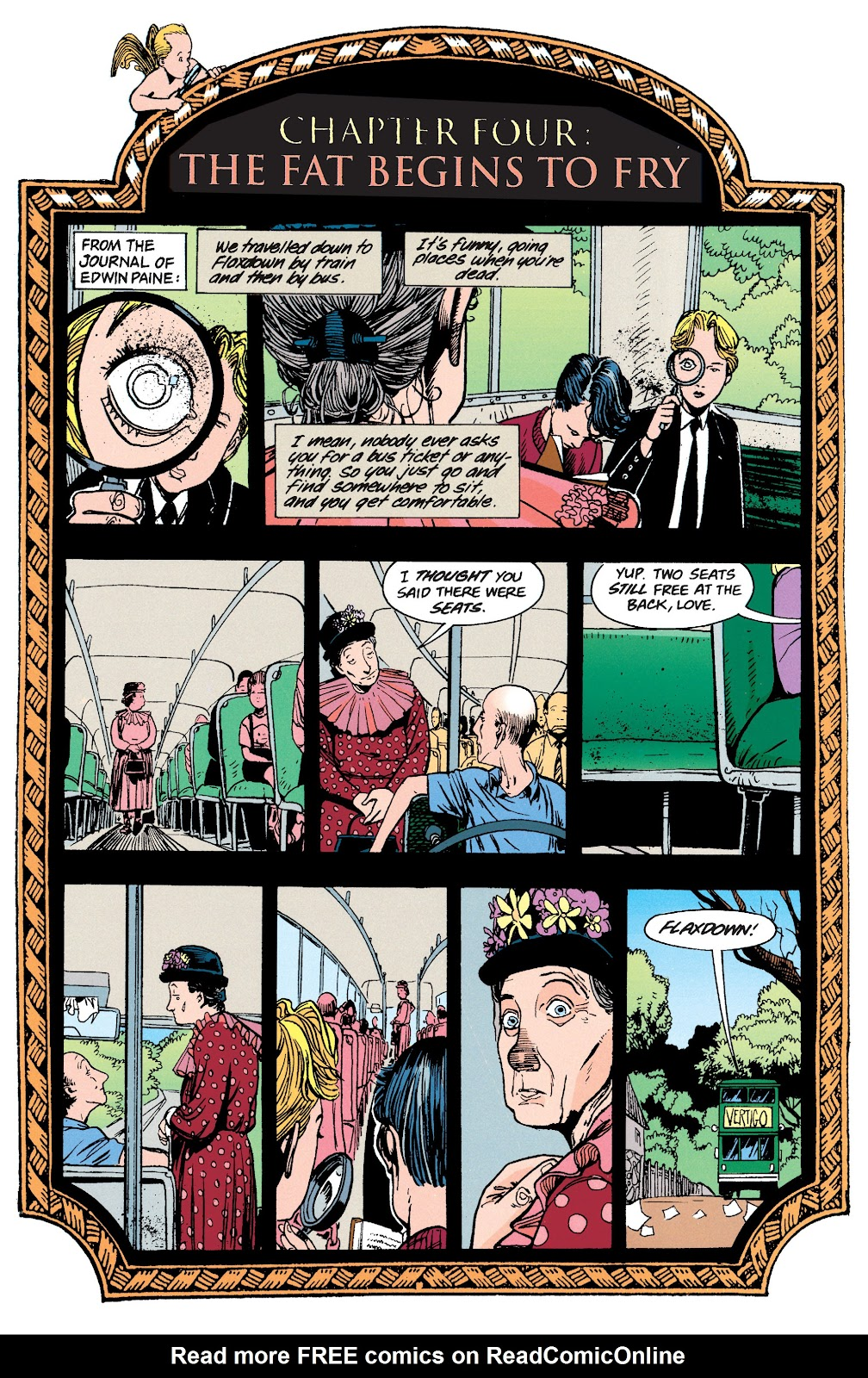 Read online The Children's Crusade comic -  Issue # _TPB (Part 1) - 23