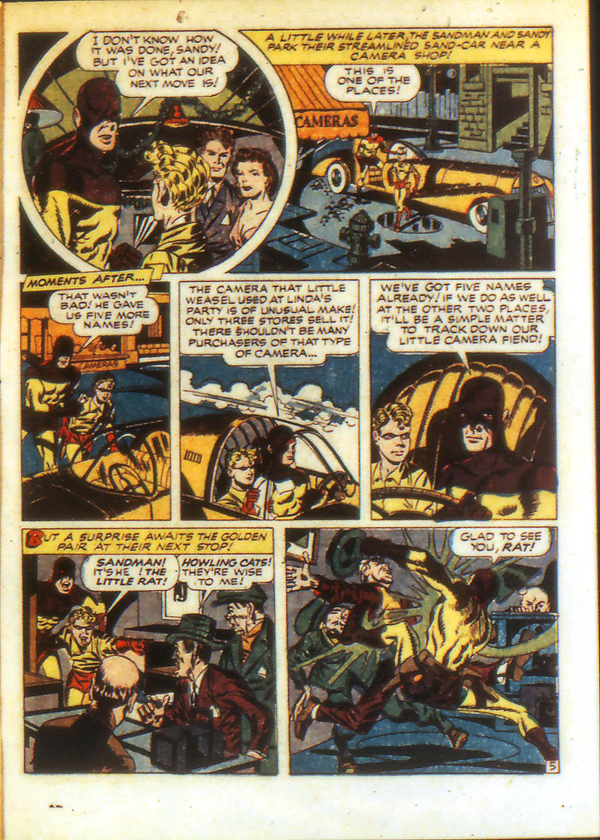 Read online Adventure Comics (1938) comic -  Issue #90 - 7