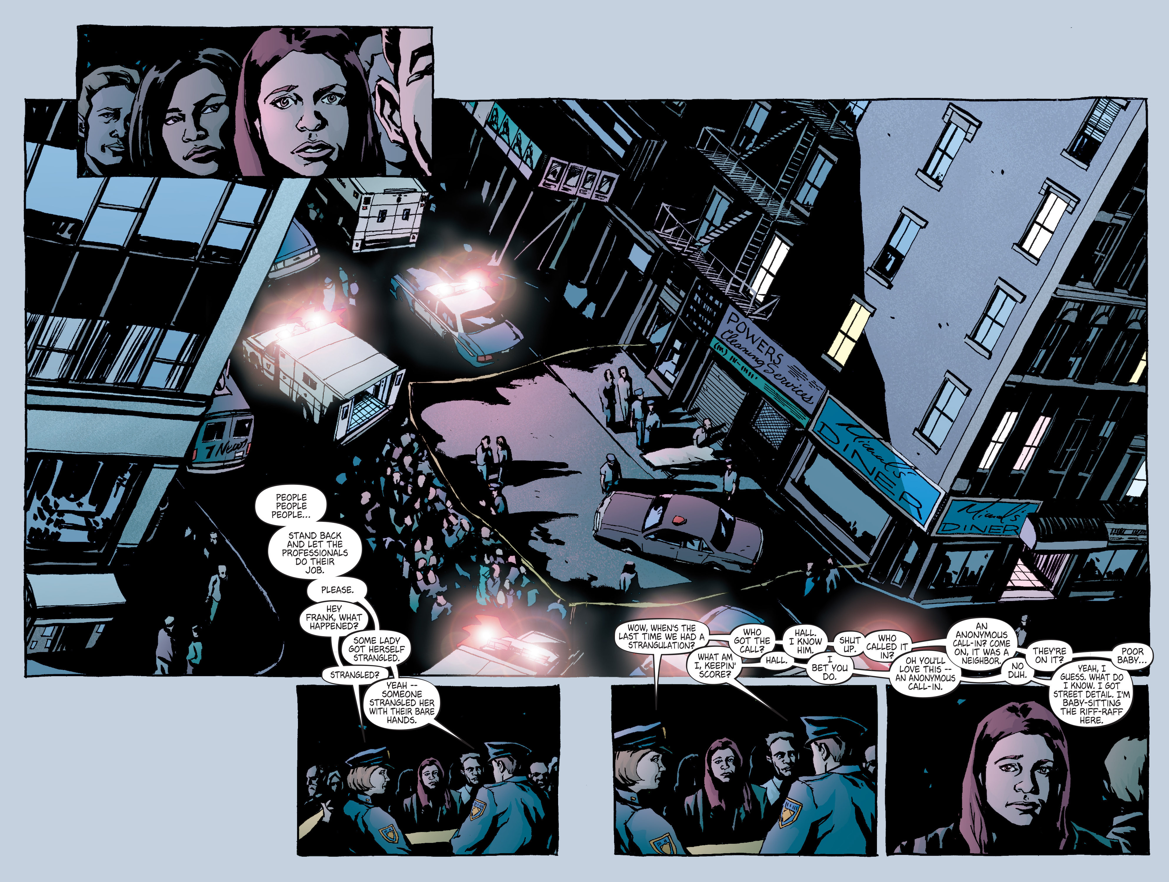 Read online Alias comic -  Issue #2 - 13