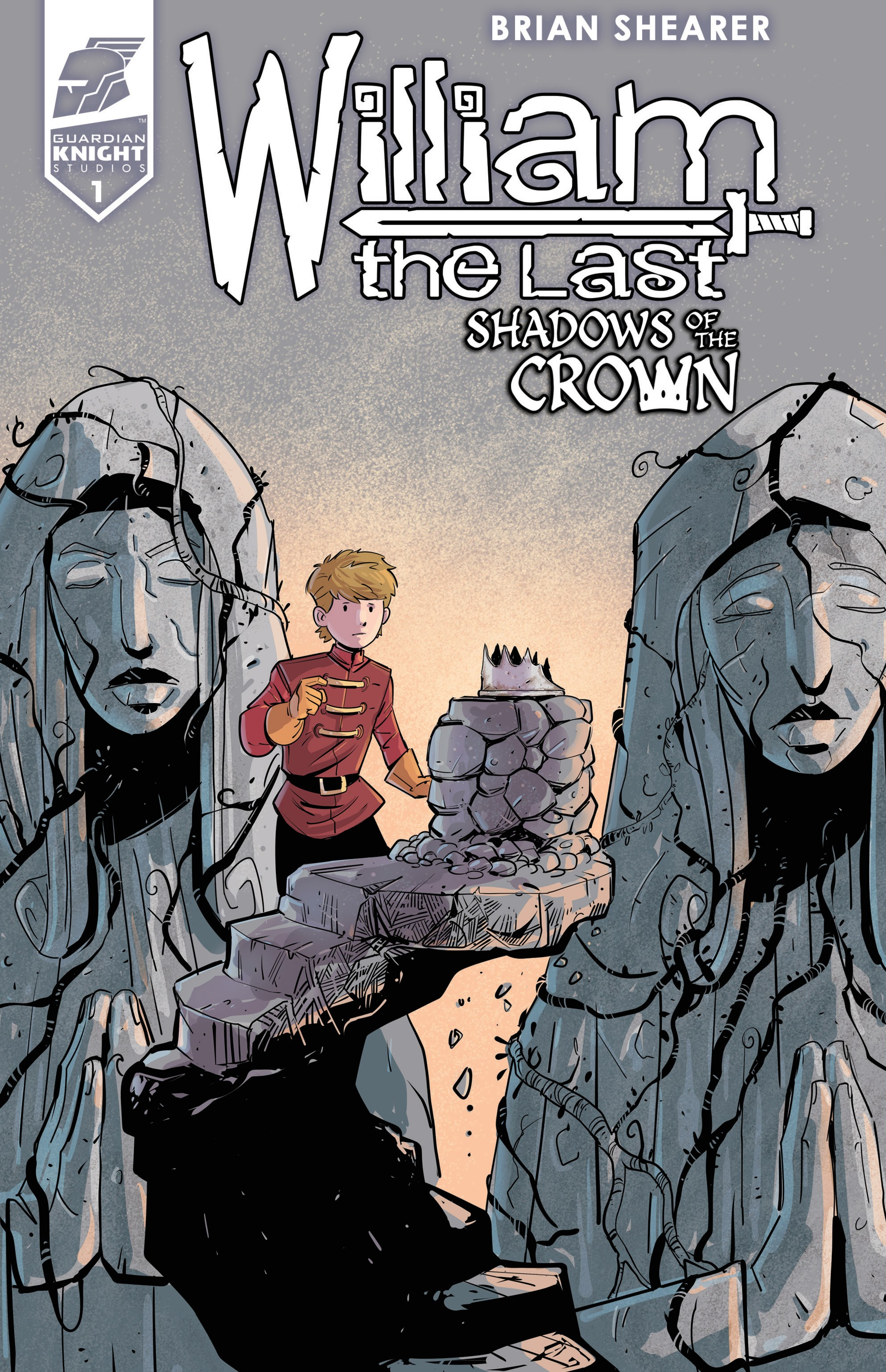 William the Last: Shadows of the Crown 1 Page 1
