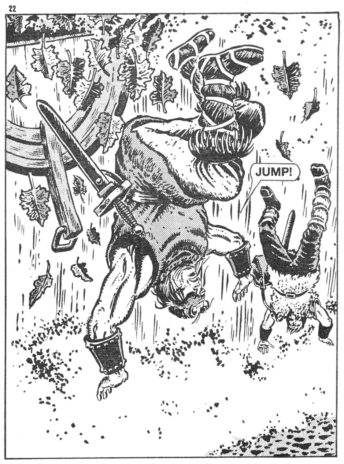 Starblazer issue 209 - Page 23