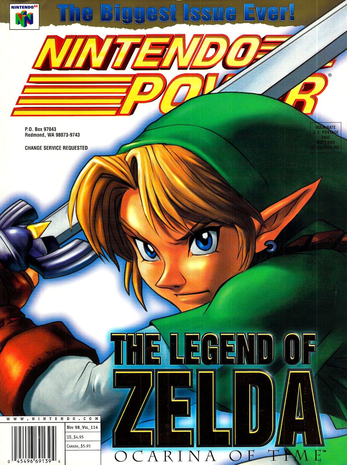 Nintendo Power 114 Page 1
