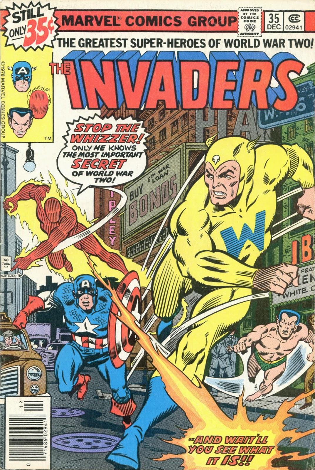 The Invaders (1975) issue 35 - Page 1