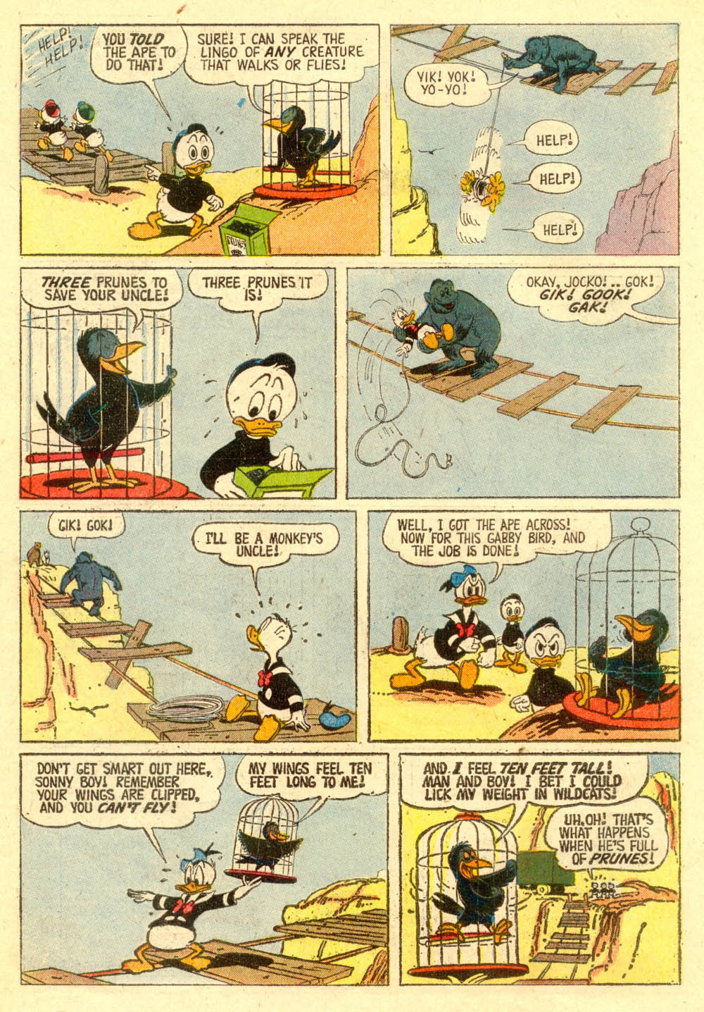 Walt Disney's Comics and Stories issue 222 - Page 10