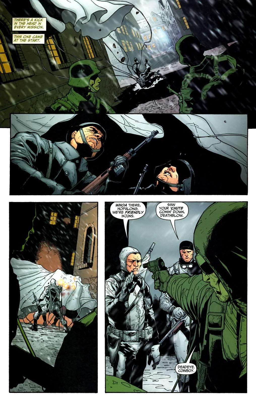 Read online Team Zero comic -  Issue #3 - 5
