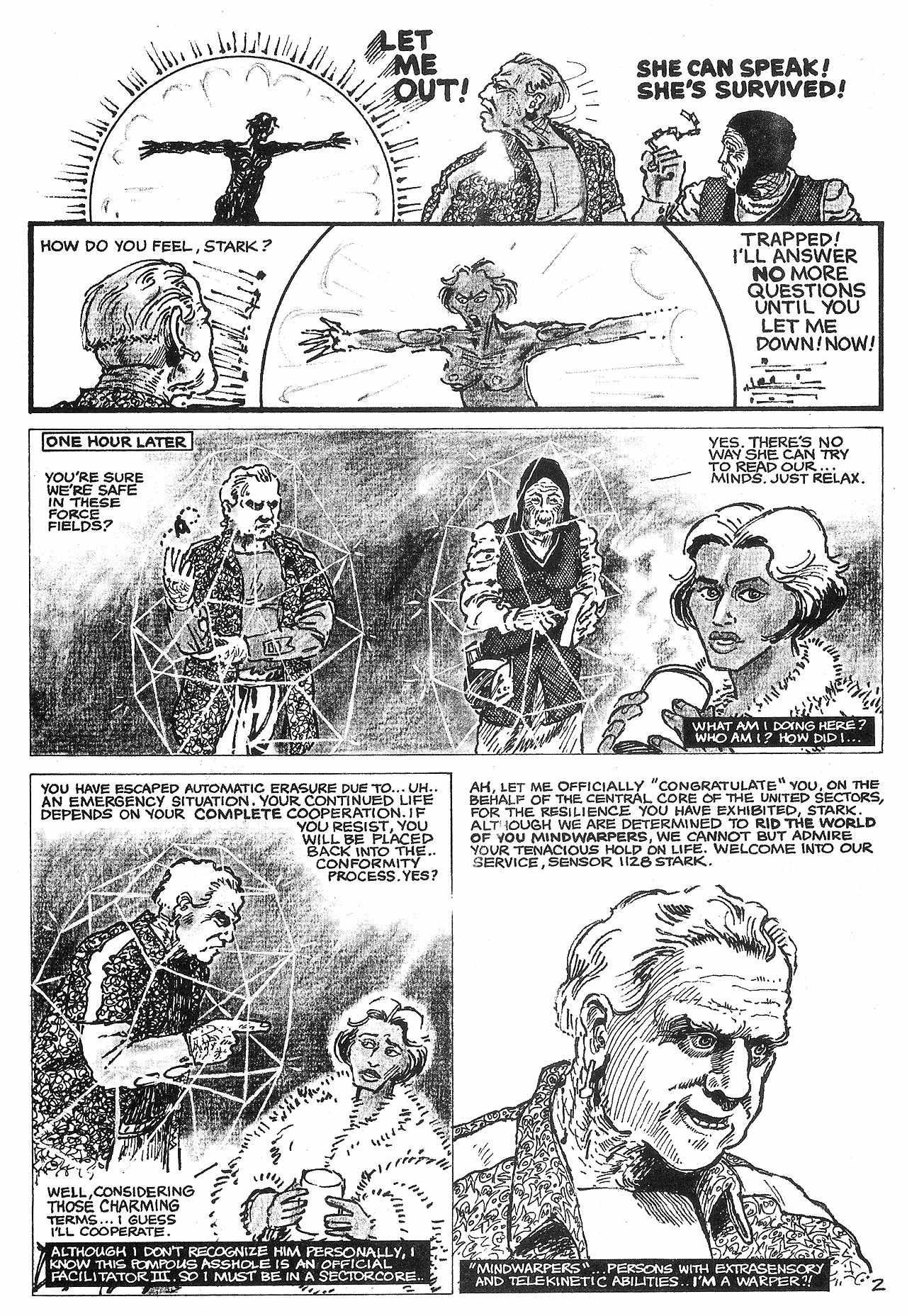 Read online Star*Reach comic -  Issue #11 - 21