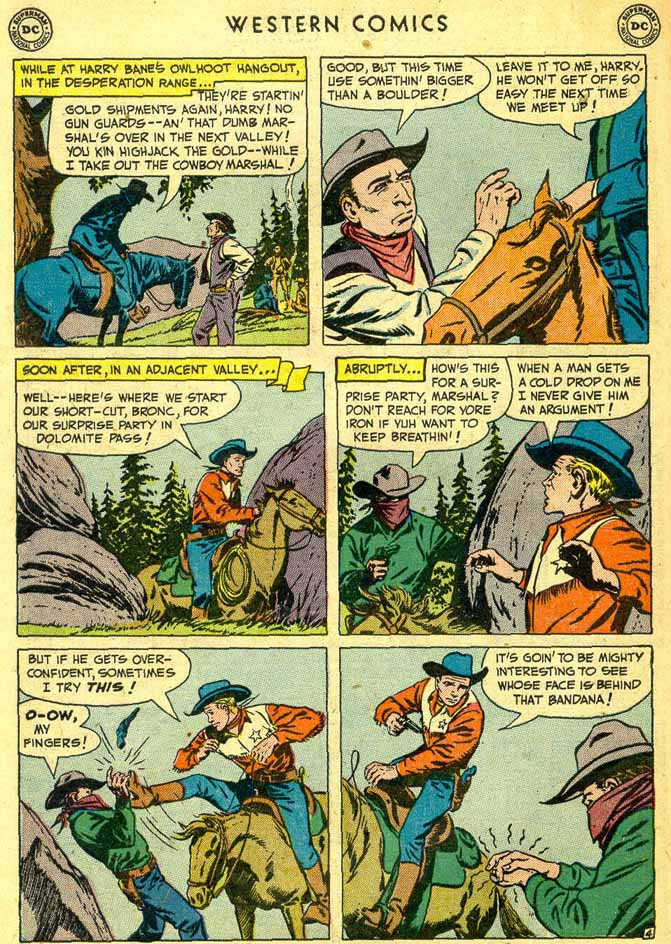 Western Comics issue 25 - Page 42