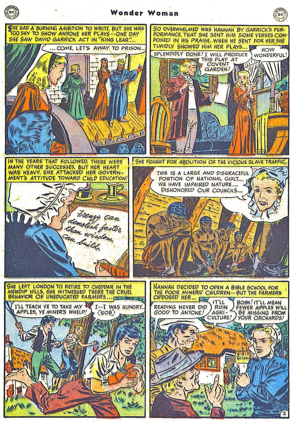 Read online Wonder Woman (1942) comic -  Issue #38 - 31