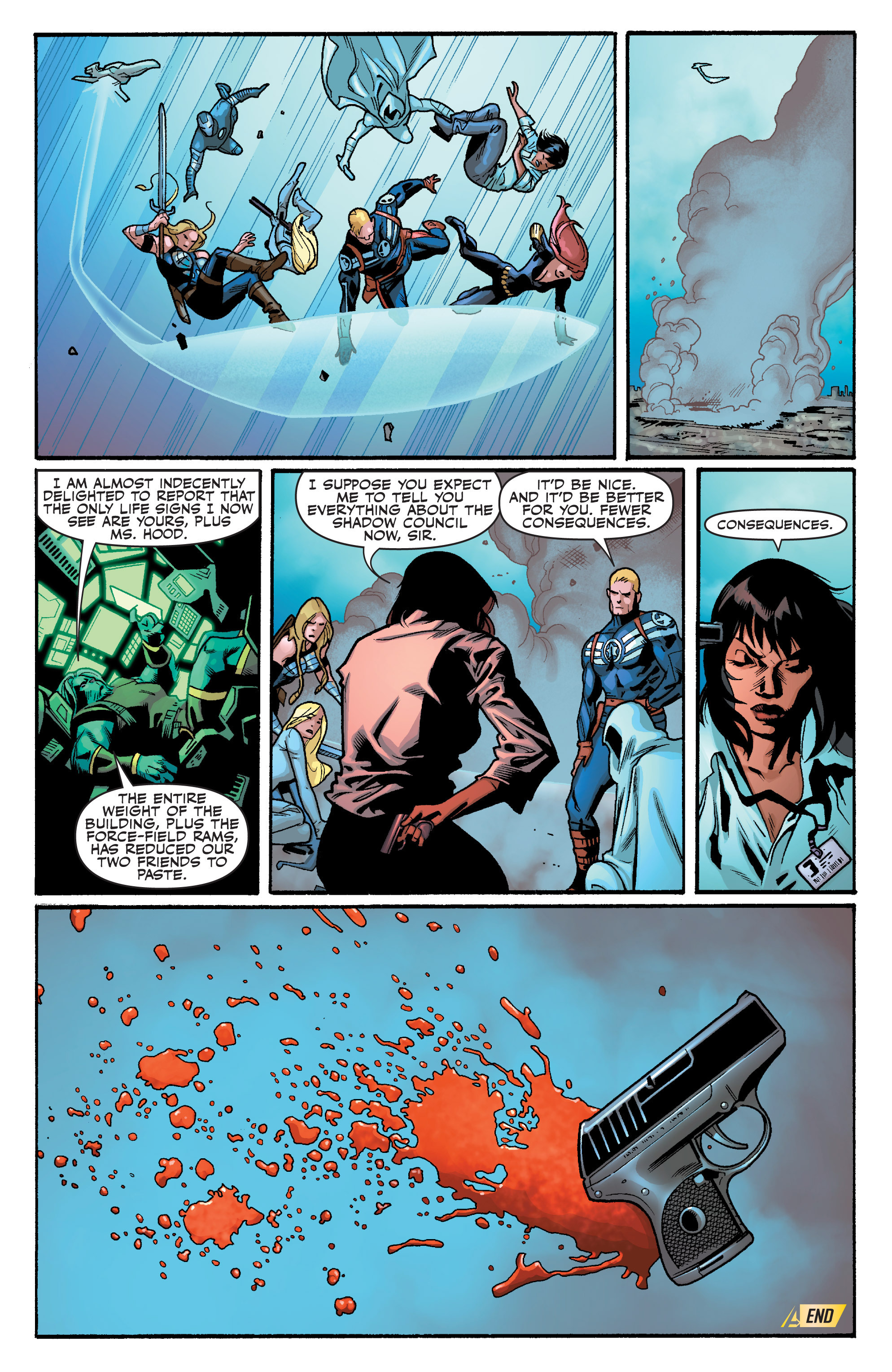 Read online Secret Avengers (2010) comic -  Issue #21 - 21