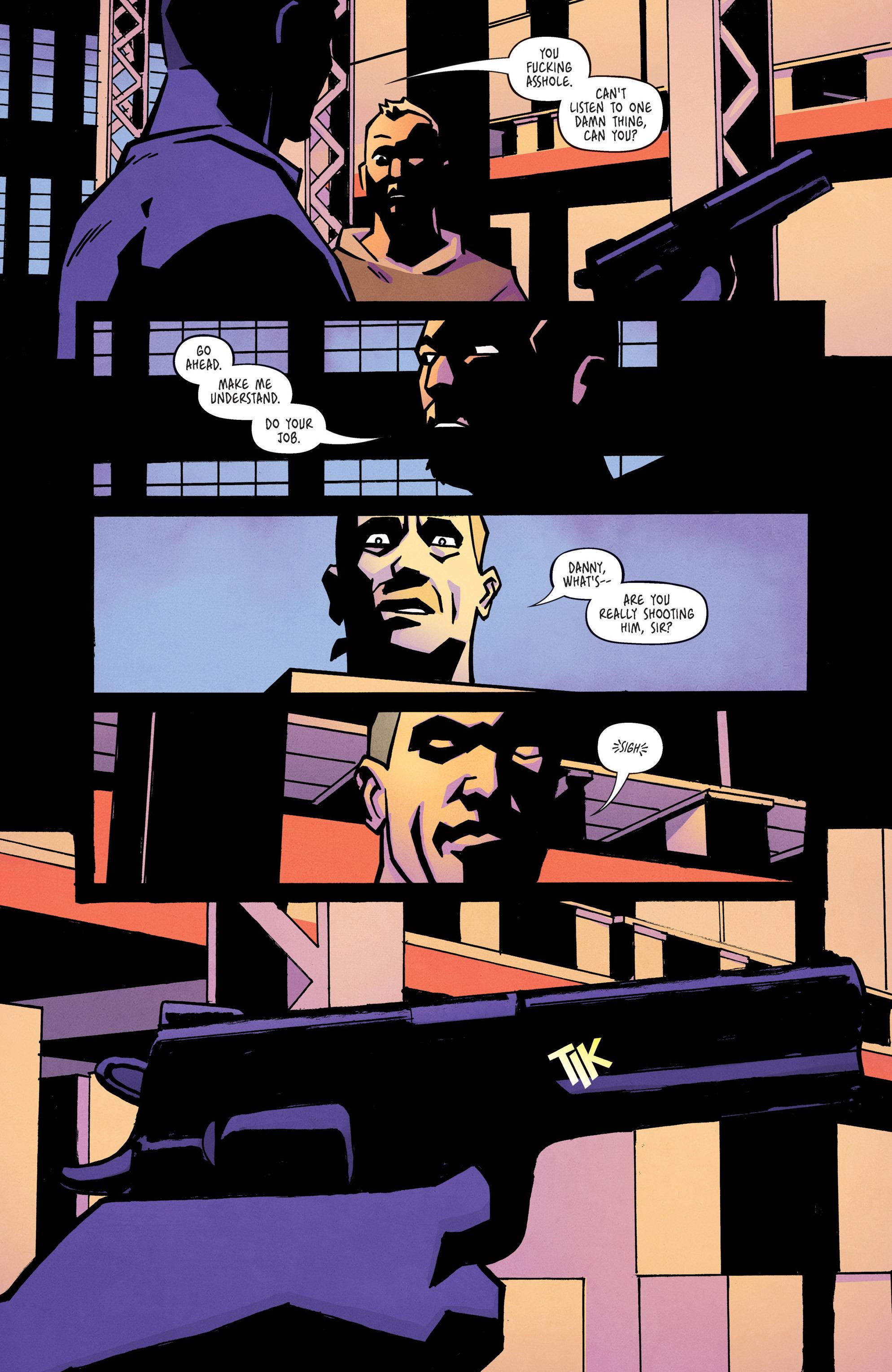 Read online Ringside comic -  Issue #10 - 14