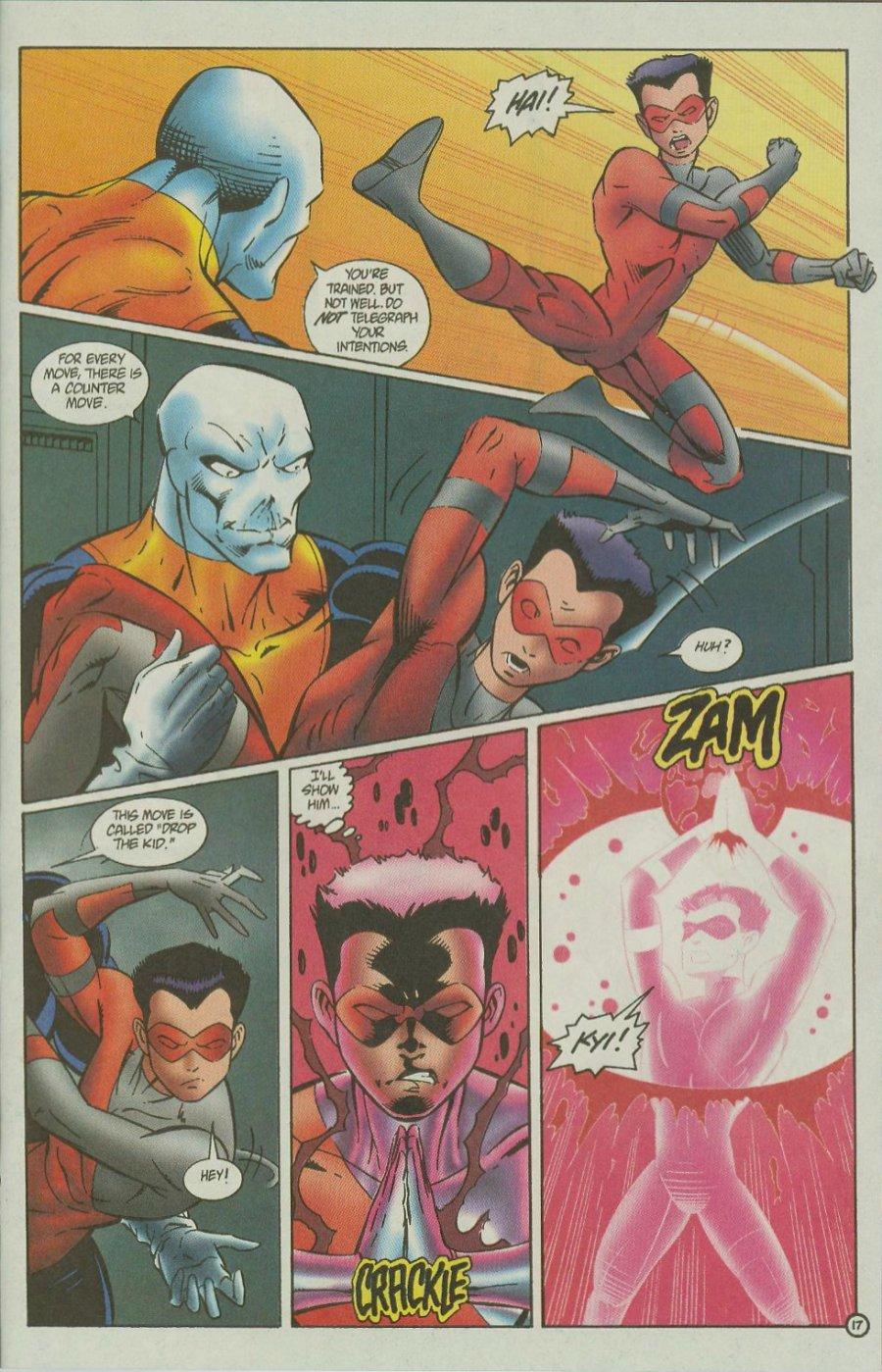 Read online Siren comic -  Issue #2 - 19