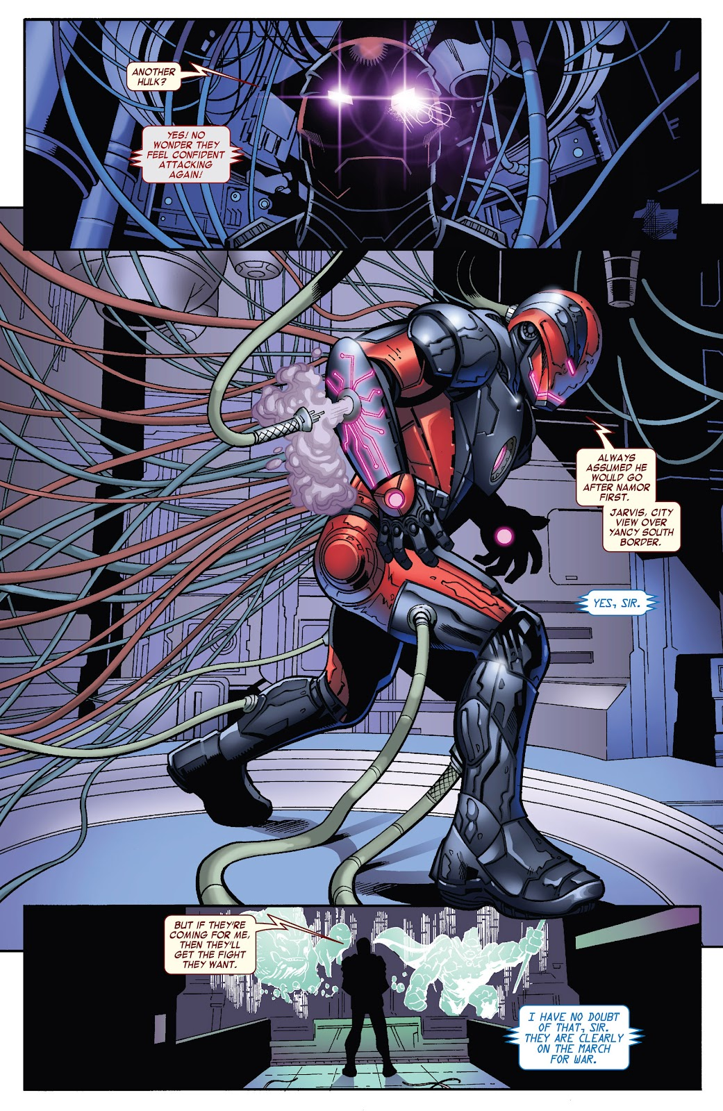 Dark Avengers (2012) Issue #185 #11 - English 18