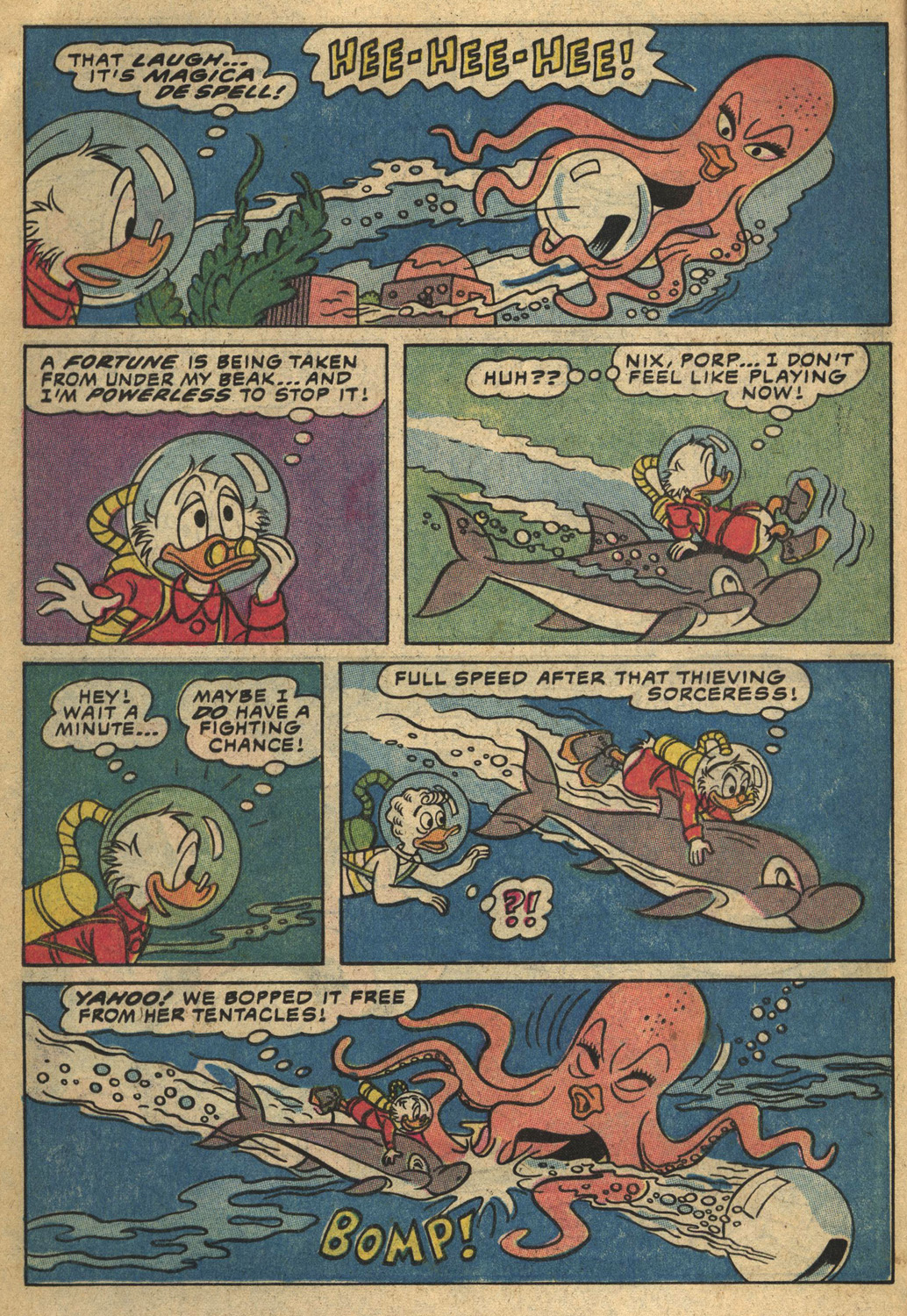Read online Uncle Scrooge (1953) comic -  Issue #193 - 12