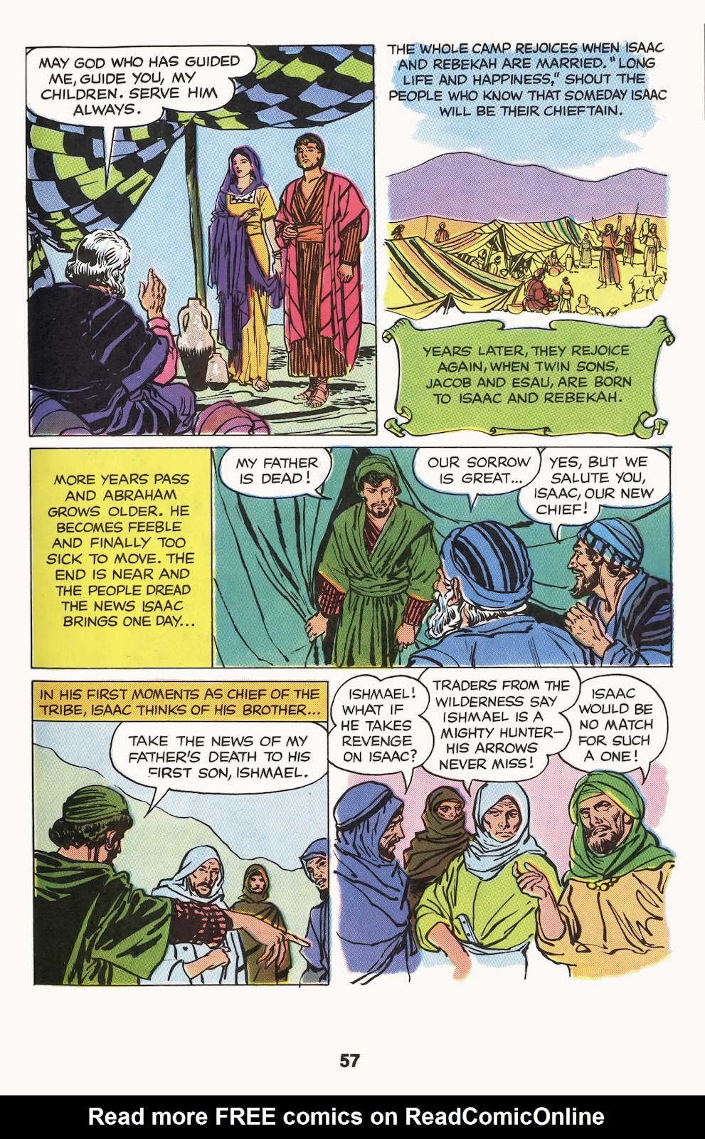 The Picture Bible issue TPB (Part 1) - Page 59