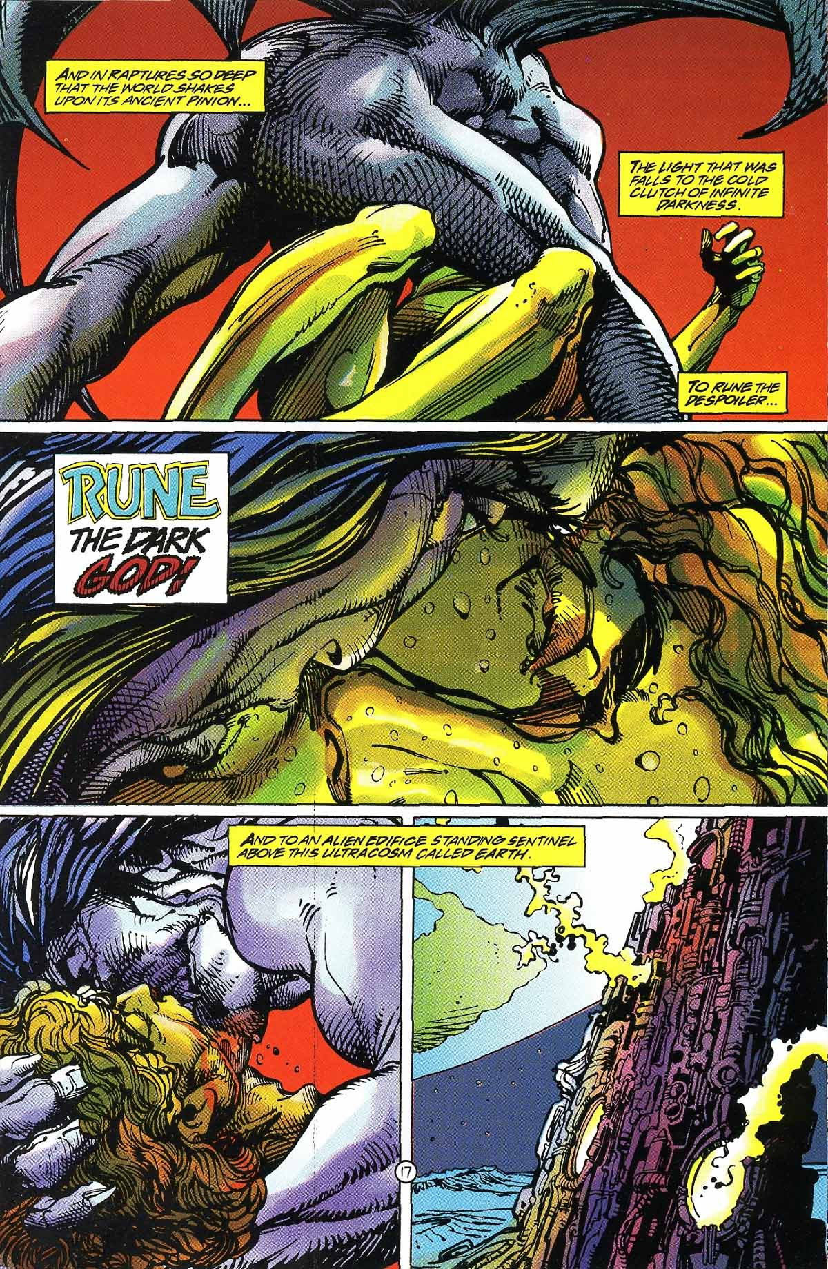 Read online Rune (1994) comic -  Issue #5 - 20
