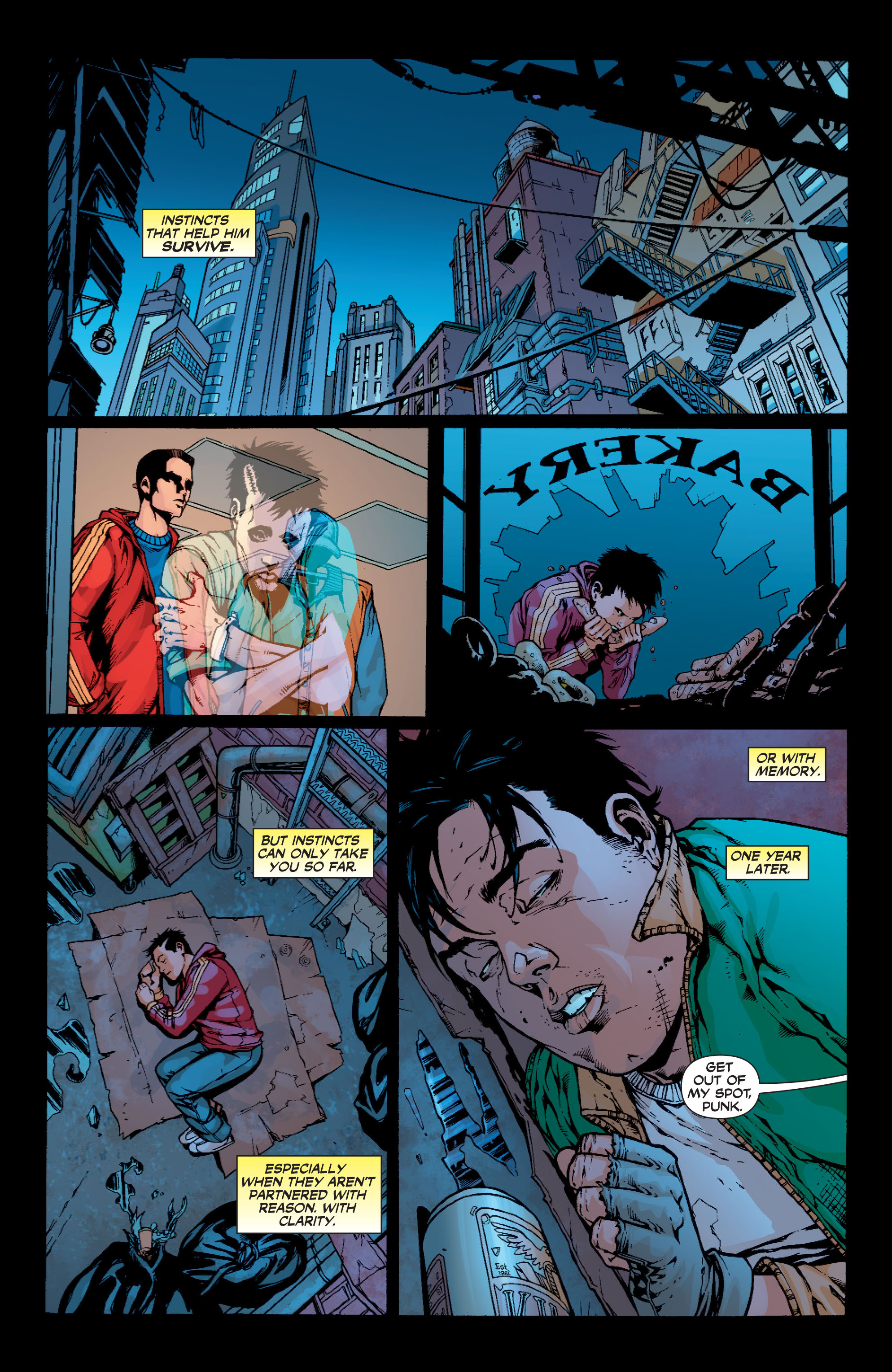 Read online Batman: Under The Red Hood comic -  Issue # Full - 337