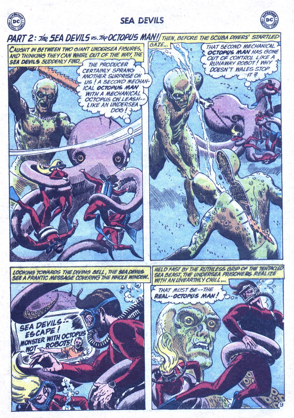 Sea Devils issue 1 - Page 14