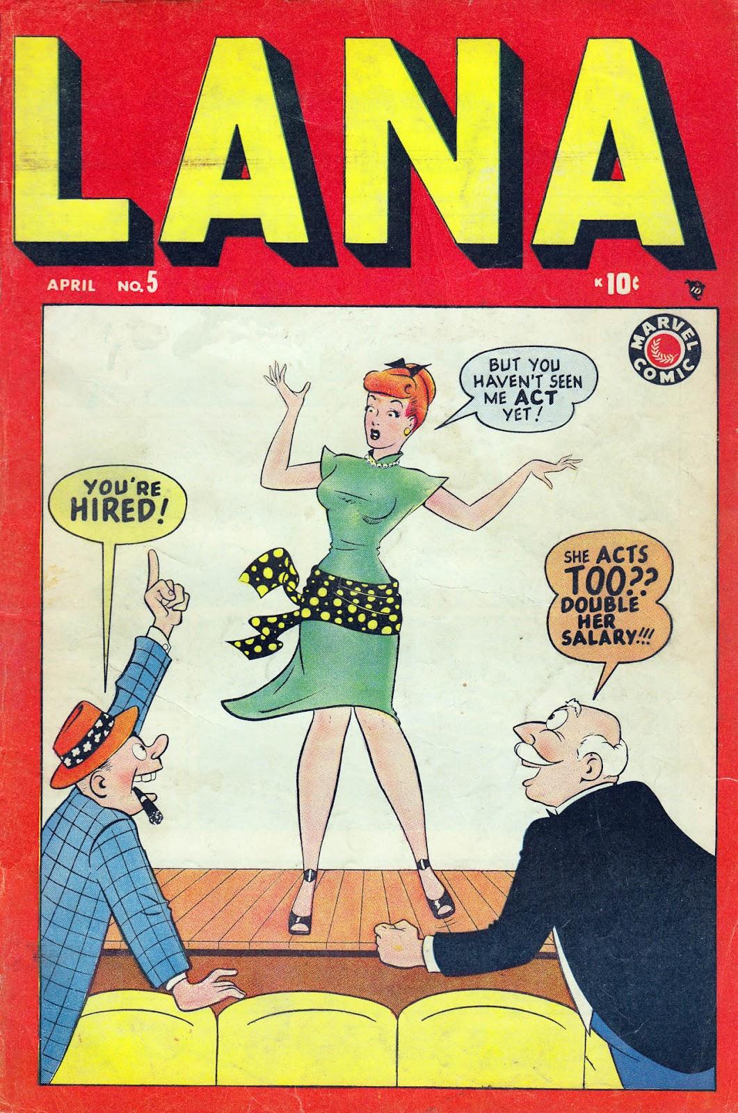 Lana 5 Page 1