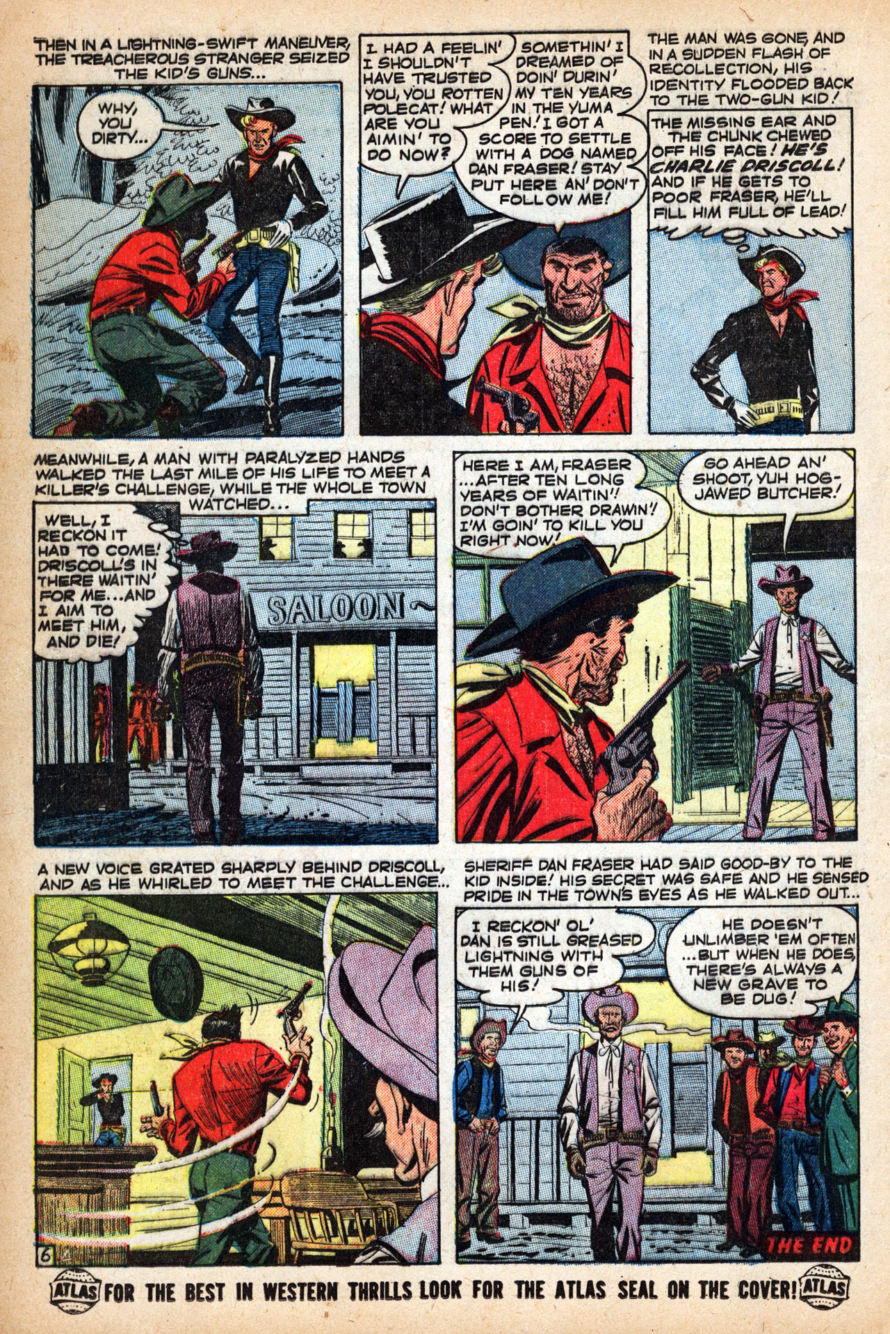 Read online Two-Gun Kid comic -  Issue #14 - 16