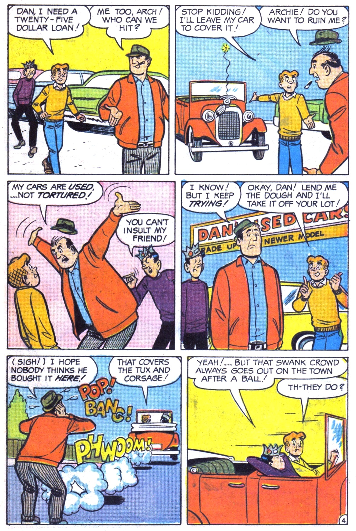 Read online Archie (1960) comic -  Issue #181 - 31
