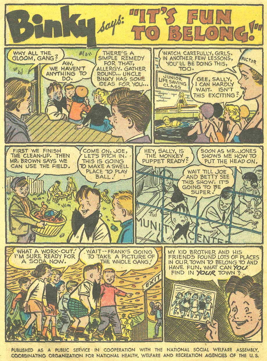 Read online All-Star Western (1951) comic -  Issue #88 - 24
