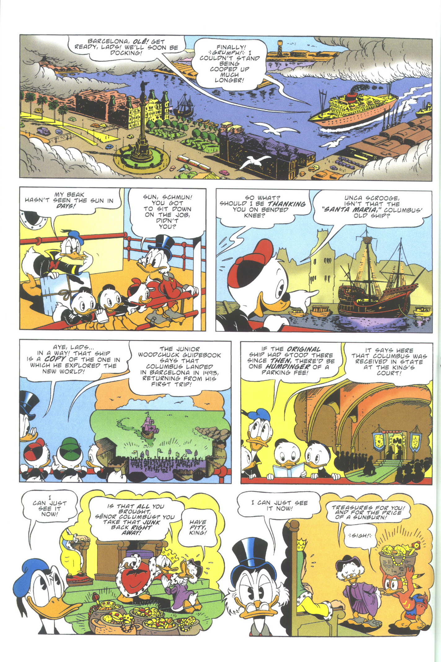 Read online Uncle Scrooge (1953) comic -  Issue #353 - 18