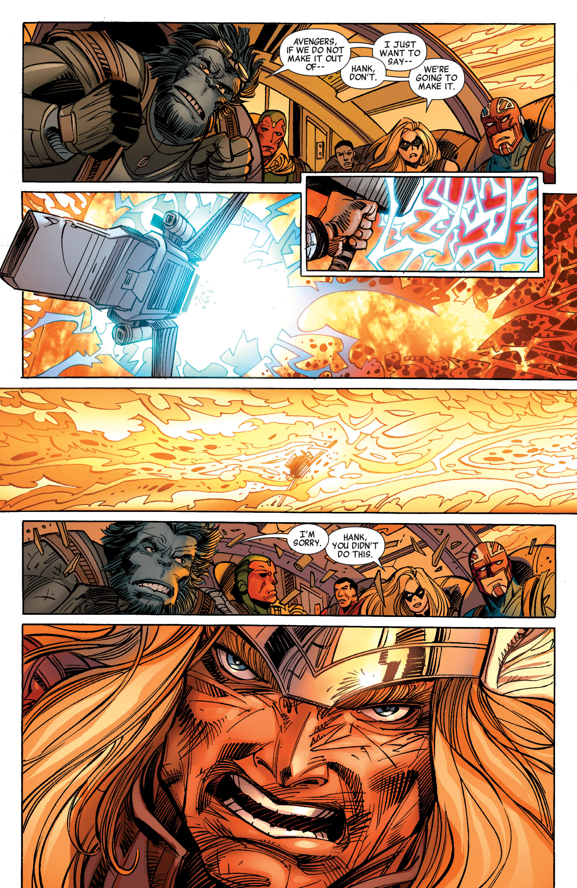 Read online Avengers (2010) comic -  Issue #27 - 12