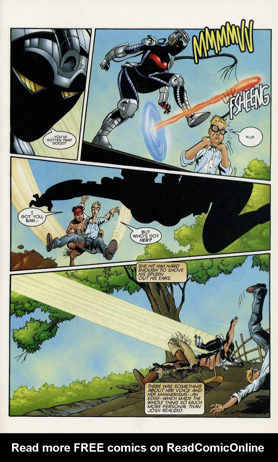 Read online Turok comic -  Issue #3 - 22