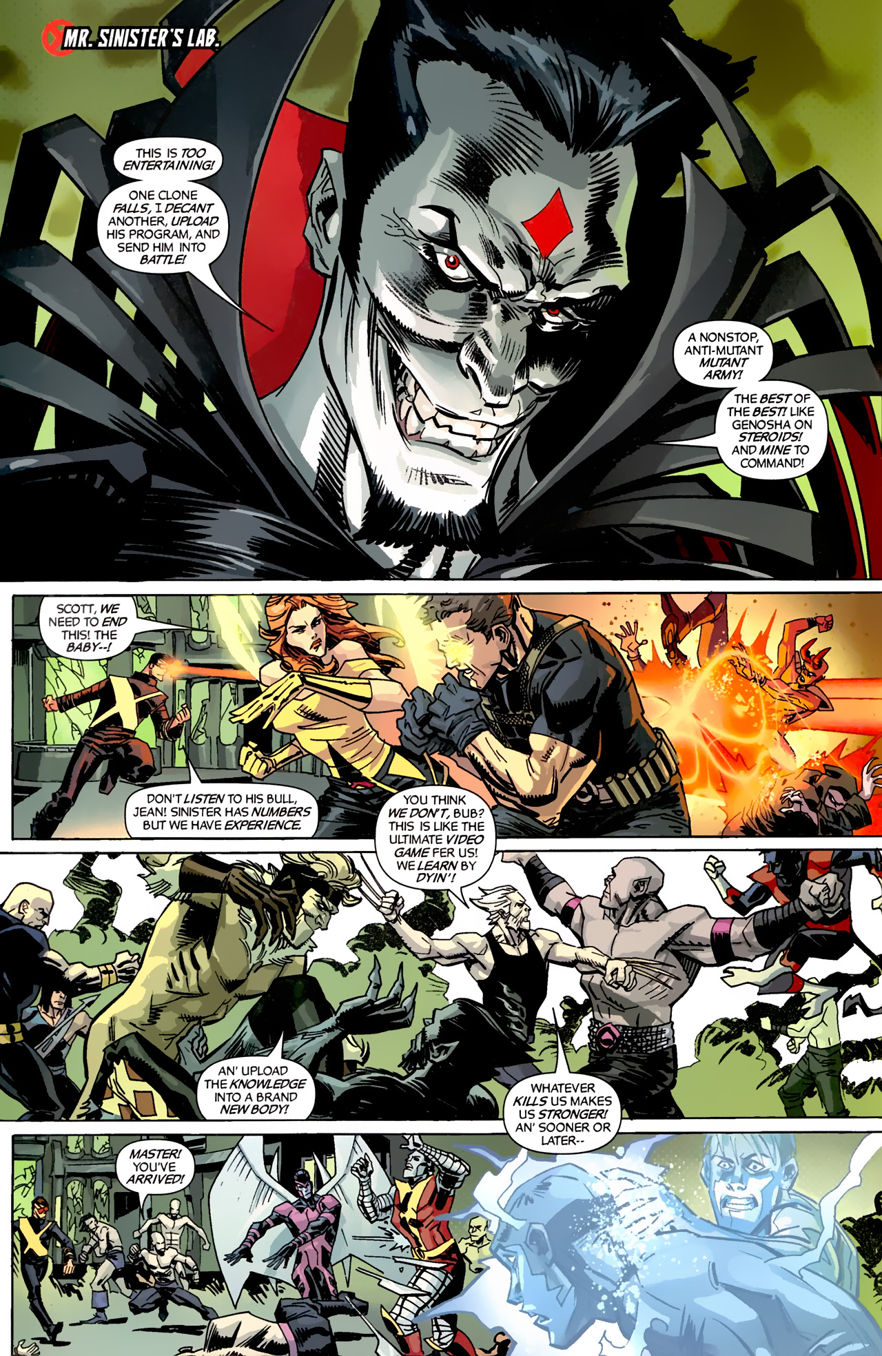 Read online X-Factor Forever comic -  Issue #5 - 3
