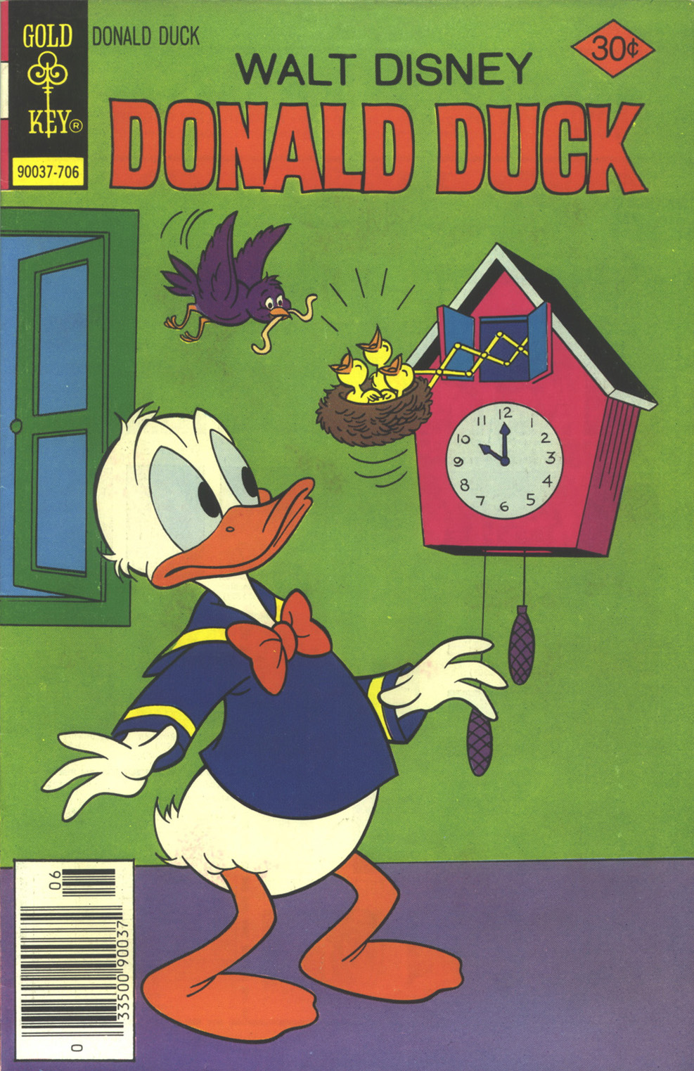 Donald Duck (1962) 184 Page 1