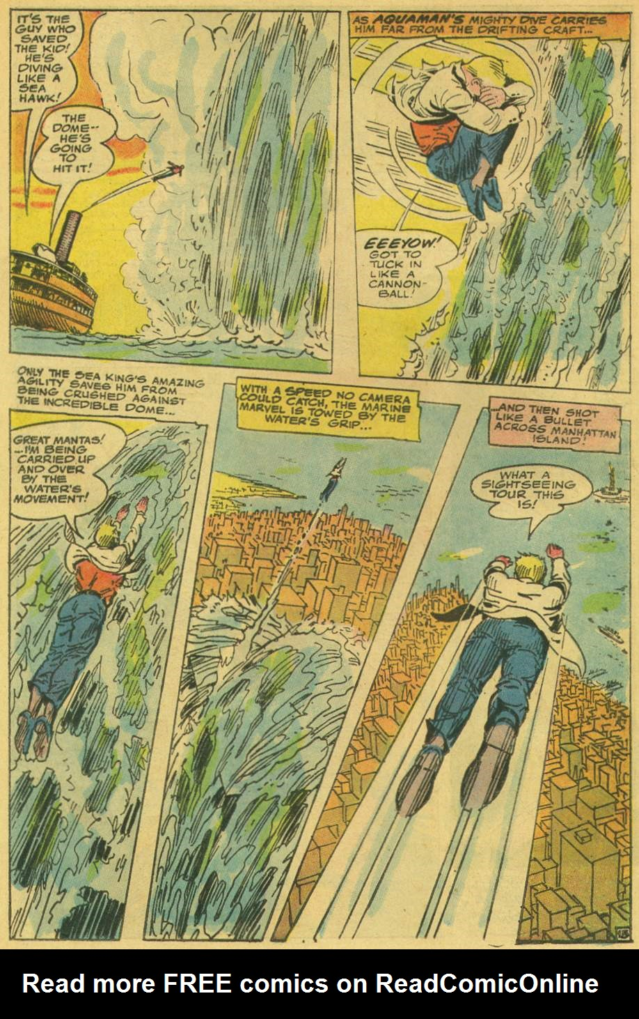 Read online Aquaman (1962) comic -  Issue #31 - 20