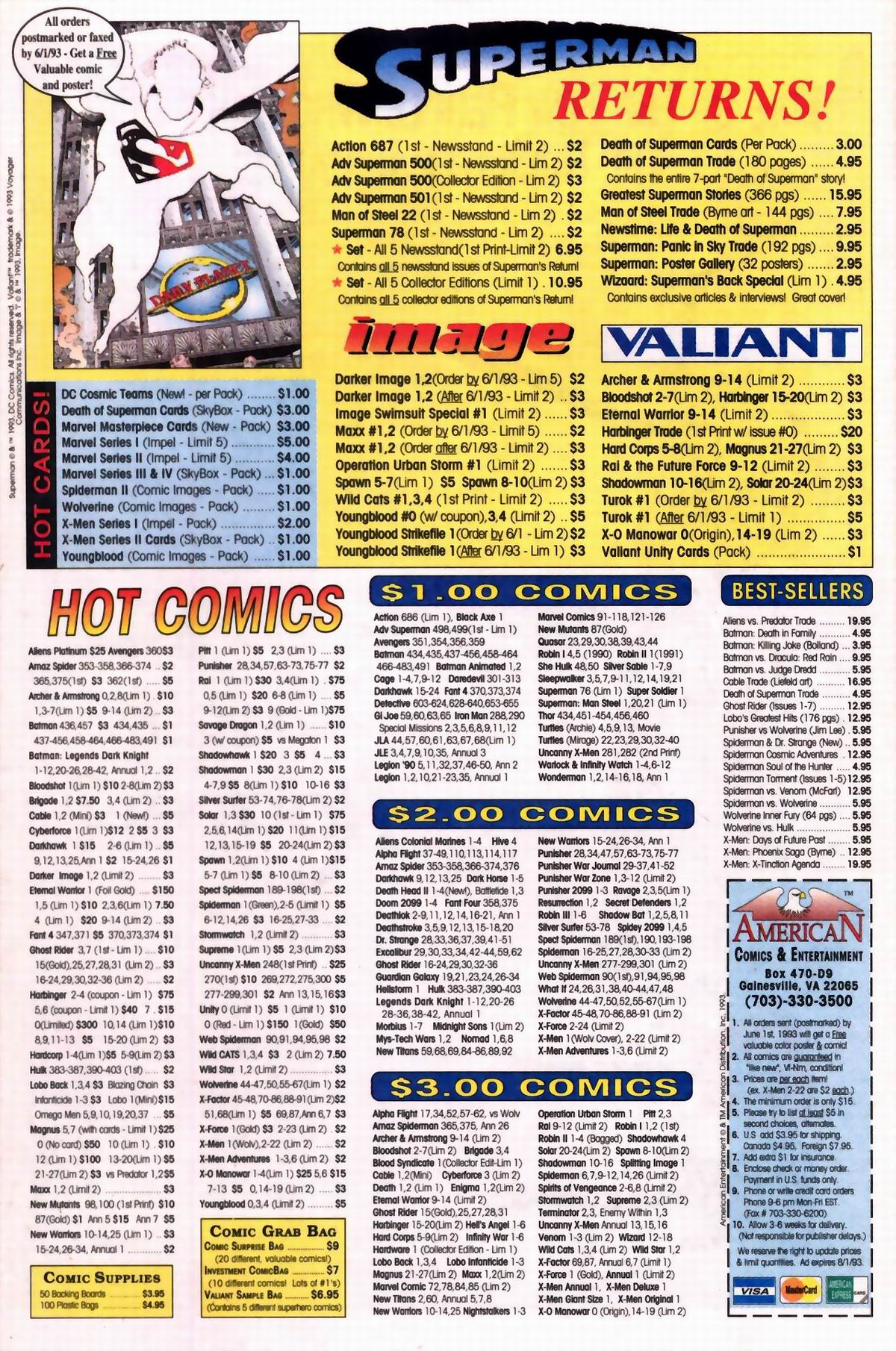 Read online Showcase '93 comic -  Issue #6 - 46