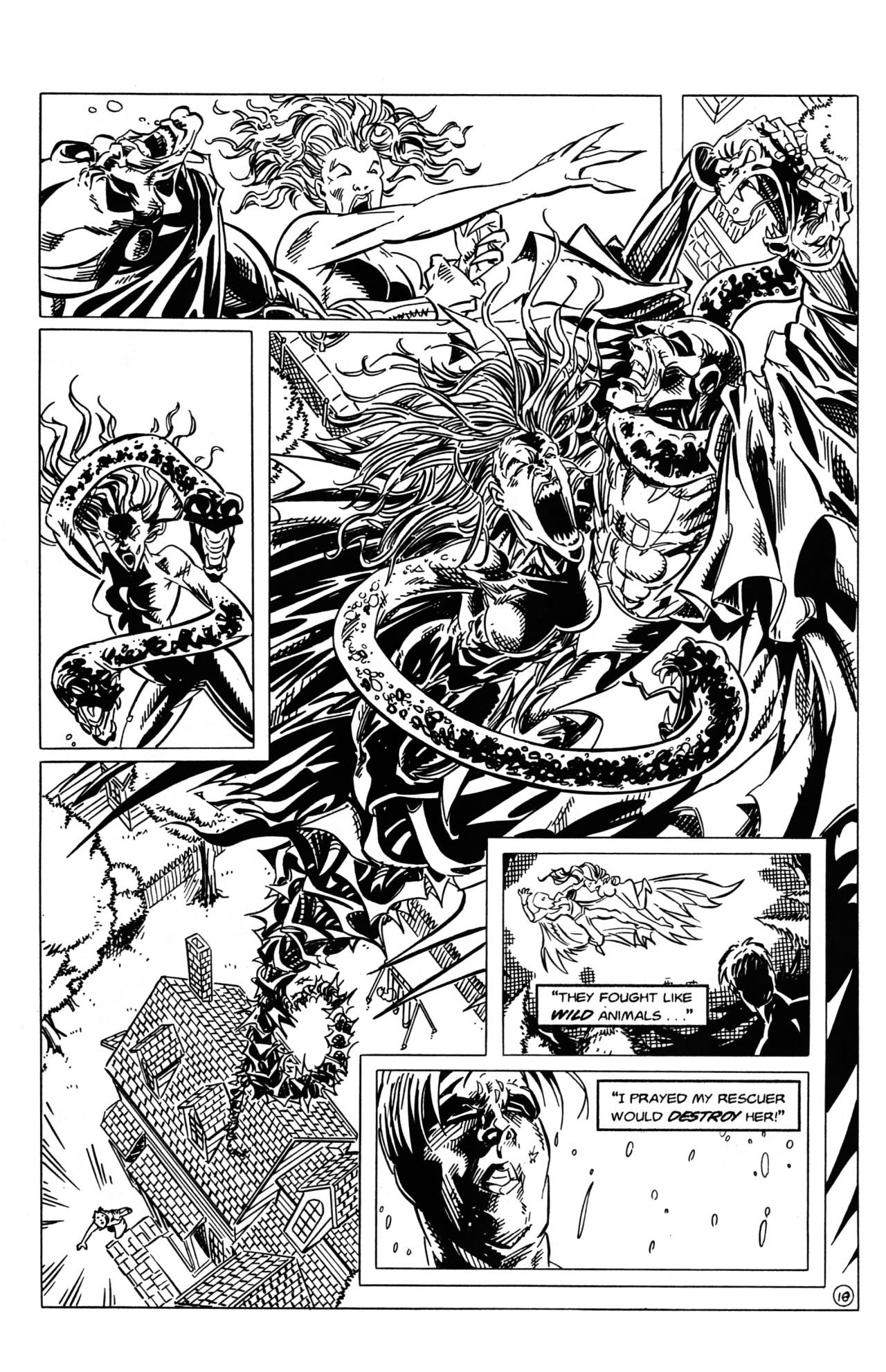 Read online Dr. Weird (1997) comic -  Issue #2 - 20