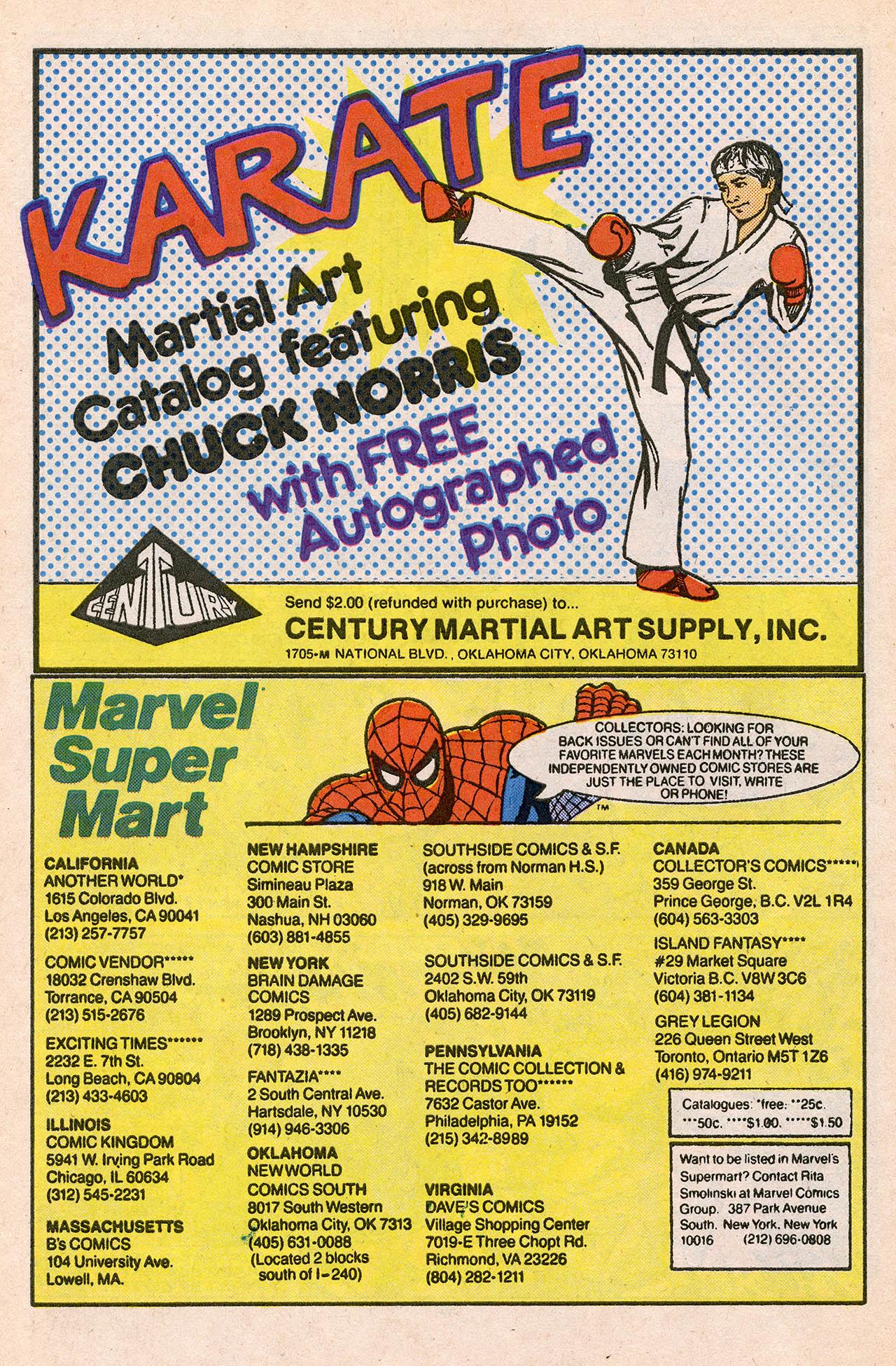 Read online Alpha Flight (1983) comic -  Issue #45 - 28