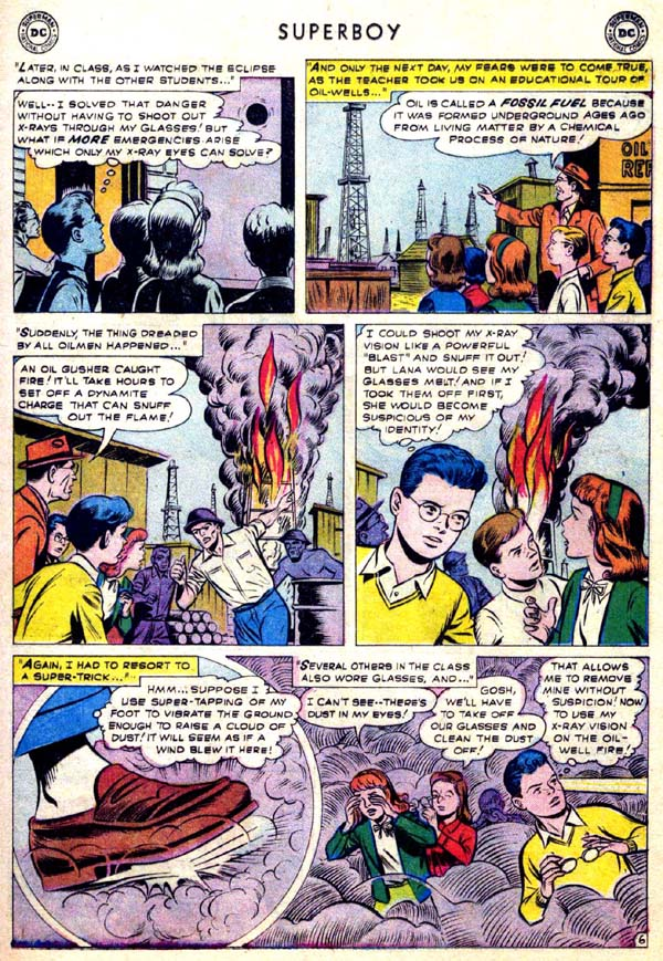 Superboy (1949) issue 70 - Page 24