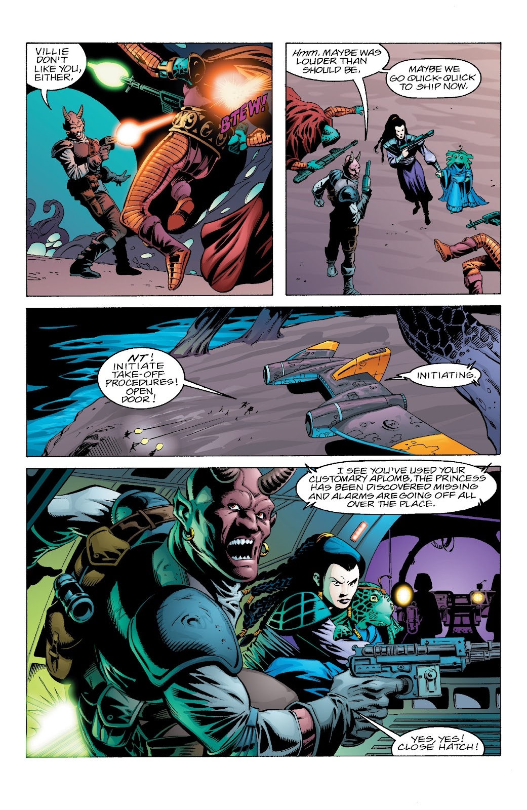 Read online Star Wars Legends: Rise of the Sith - Epic Collection comic -  Issue # TPB 1 (Part 5) - 67