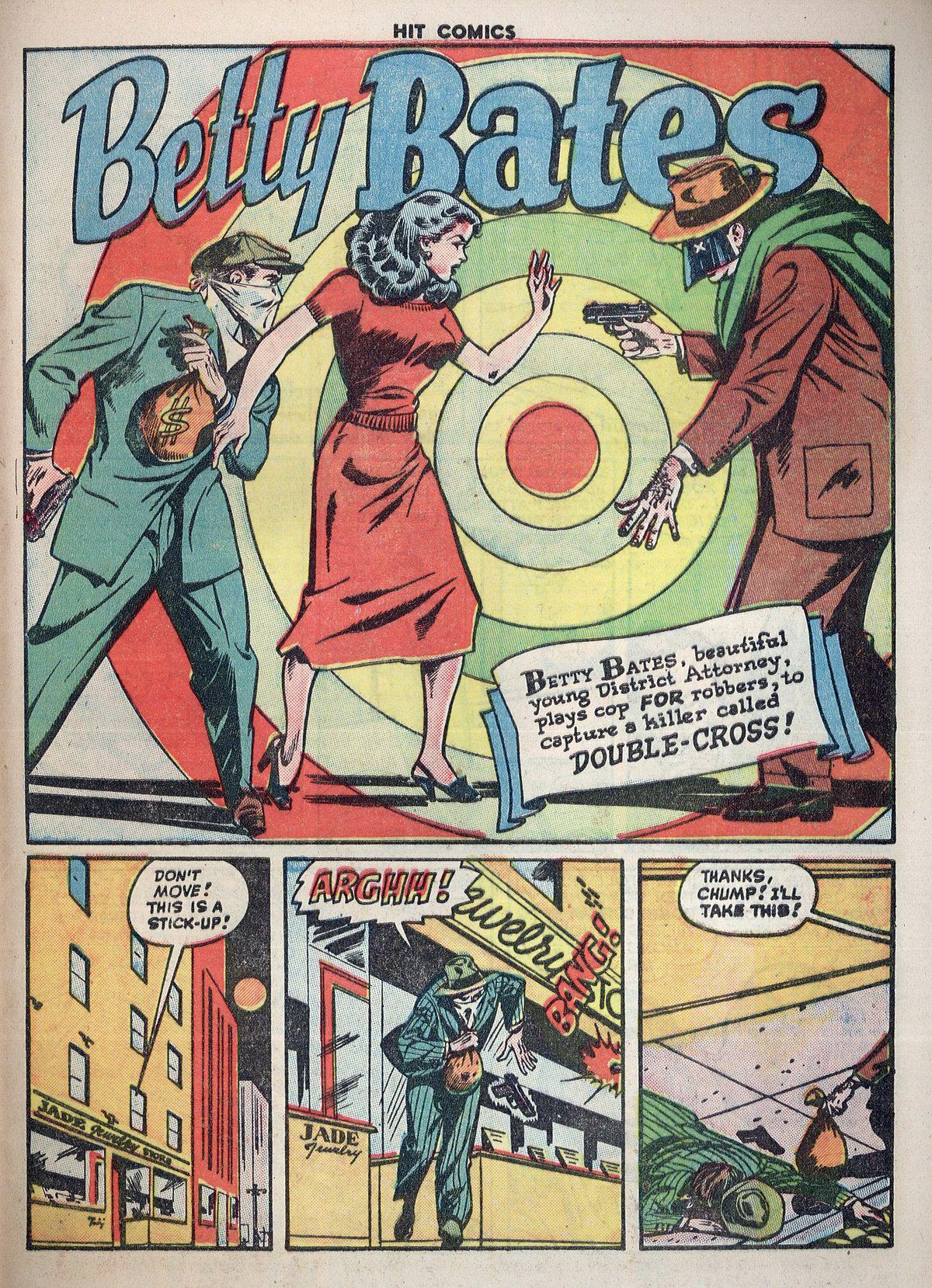 Read online Hit Comics comic -  Issue #55 - 39