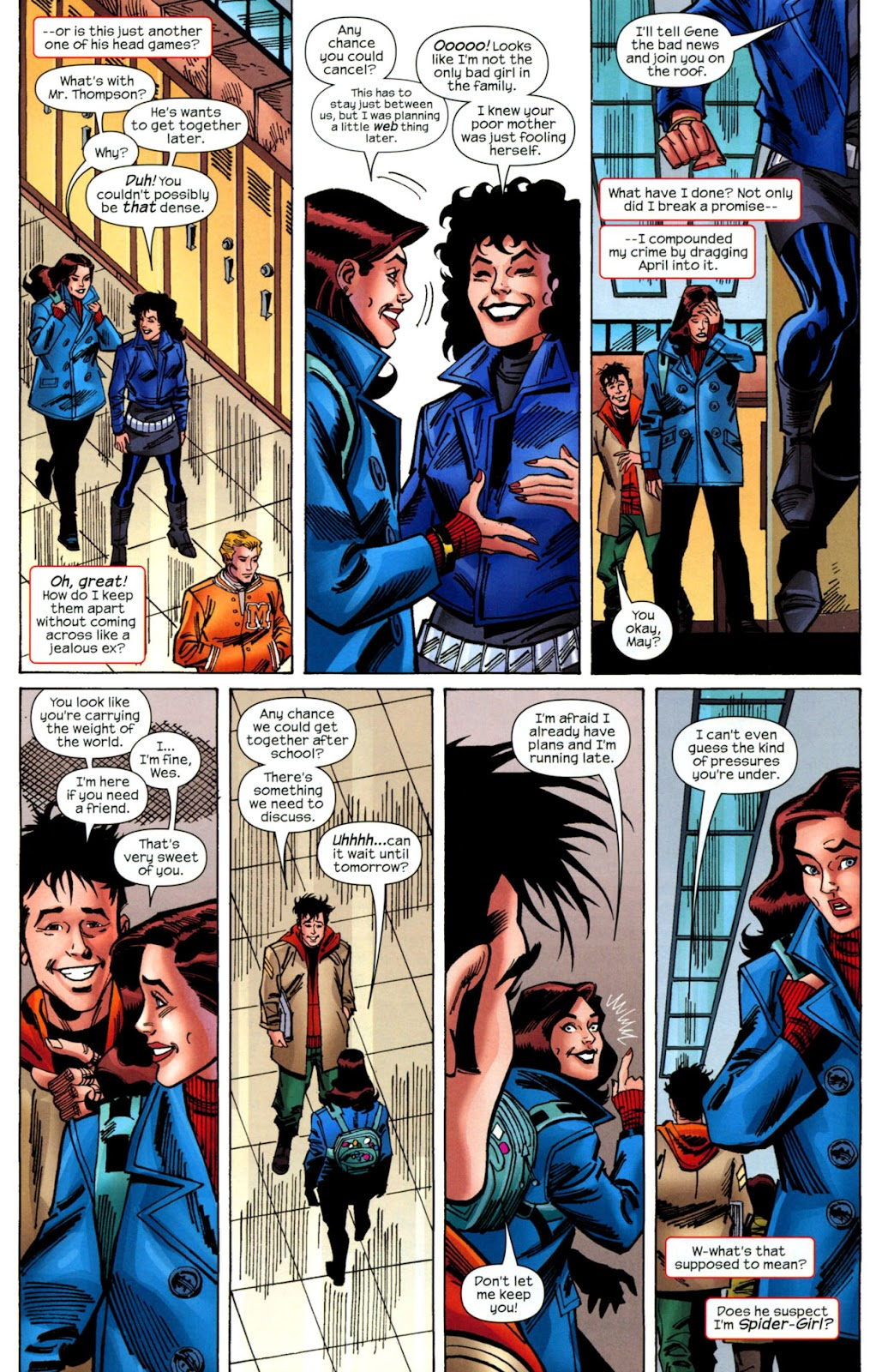 Web of Spider-Man (2009) Issue #6 #6 - English 24