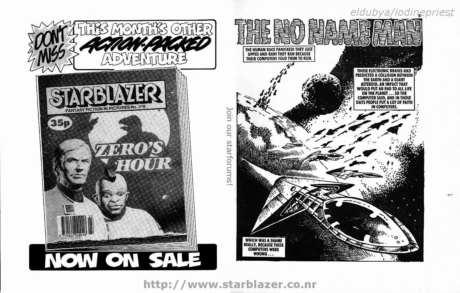 Starblazer issue 279 - Page 3
