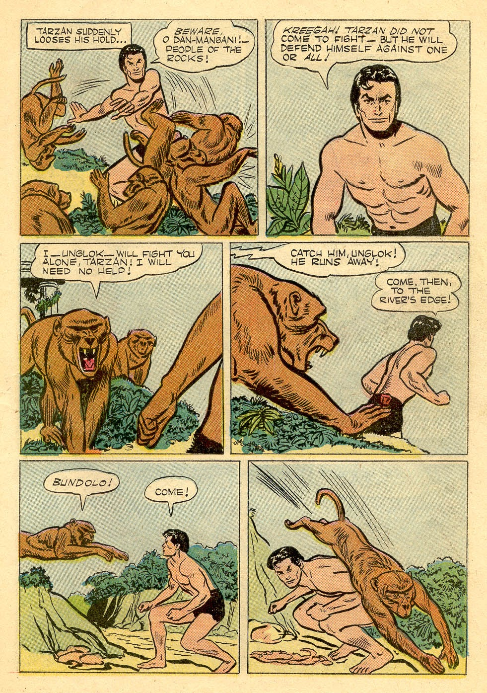 Tarzan (1948) issue 62 - Page 24