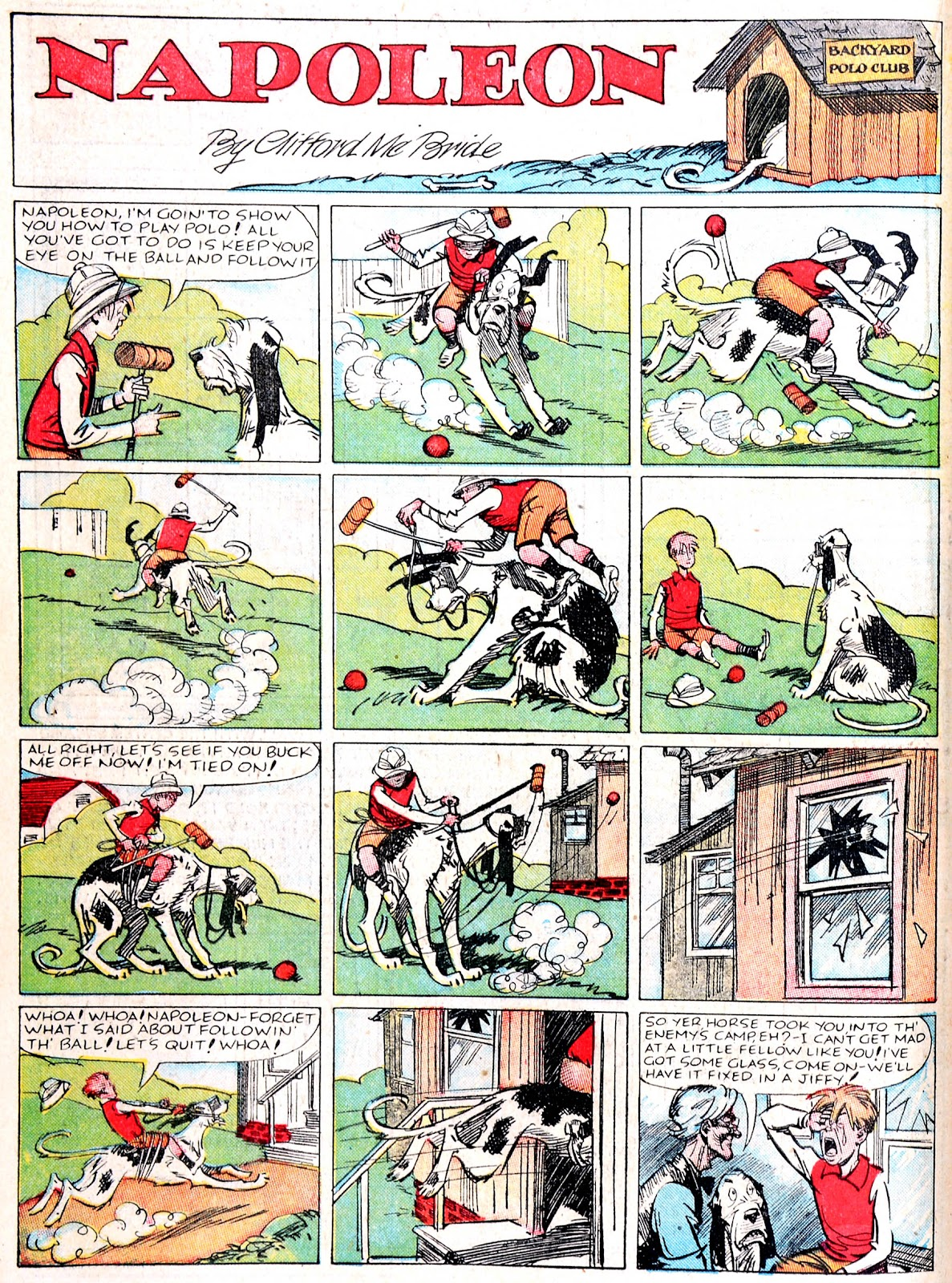 Read online Famous Funnies comic -  Issue #43 - 34