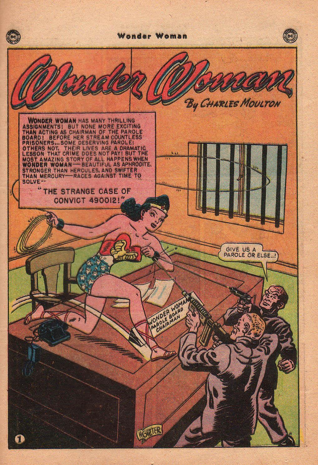 Read online Wonder Woman (1942) comic -  Issue #42 - 38