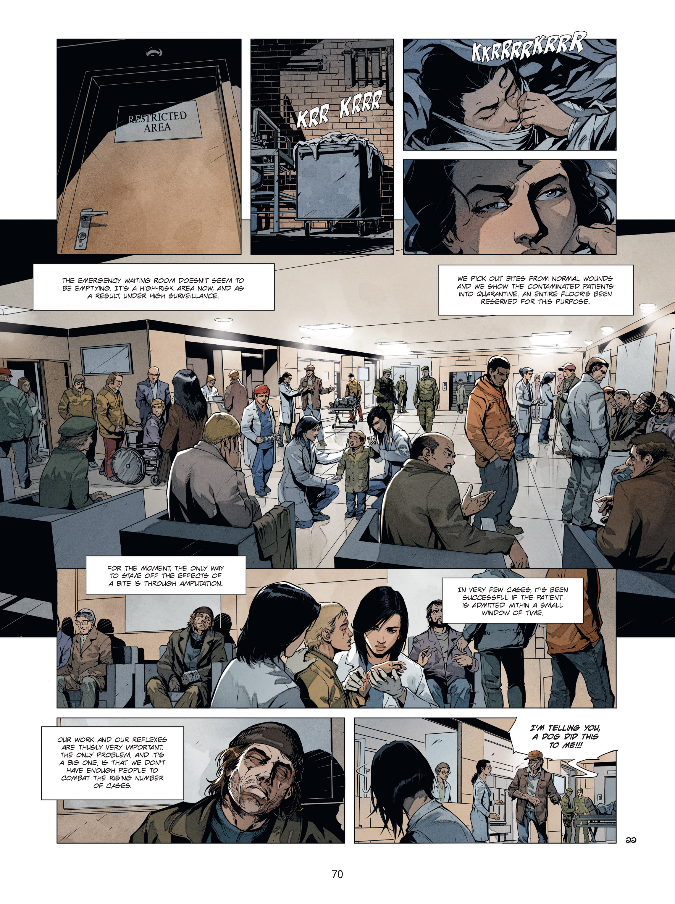 Read online Alice Matheson comic -  Issue #1 - 69