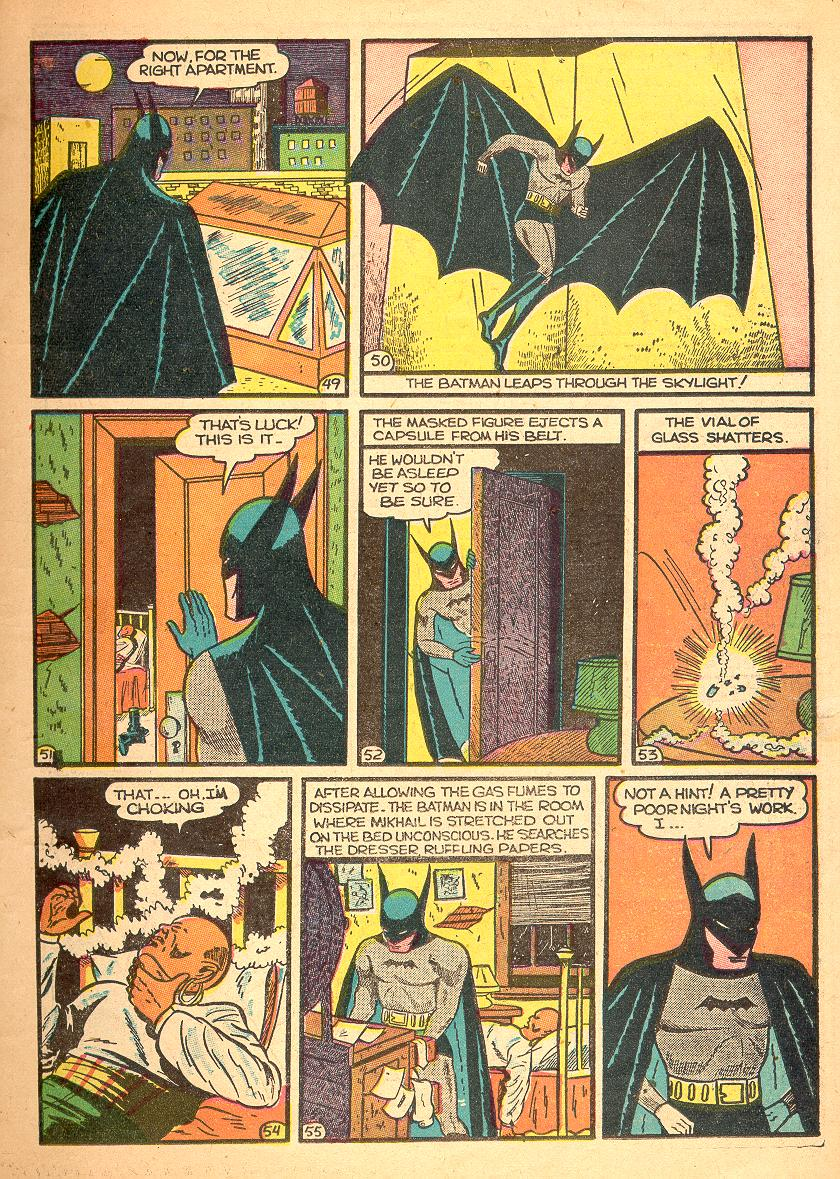 Read online Detective Comics (1937) comic -  Issue #30 - 9