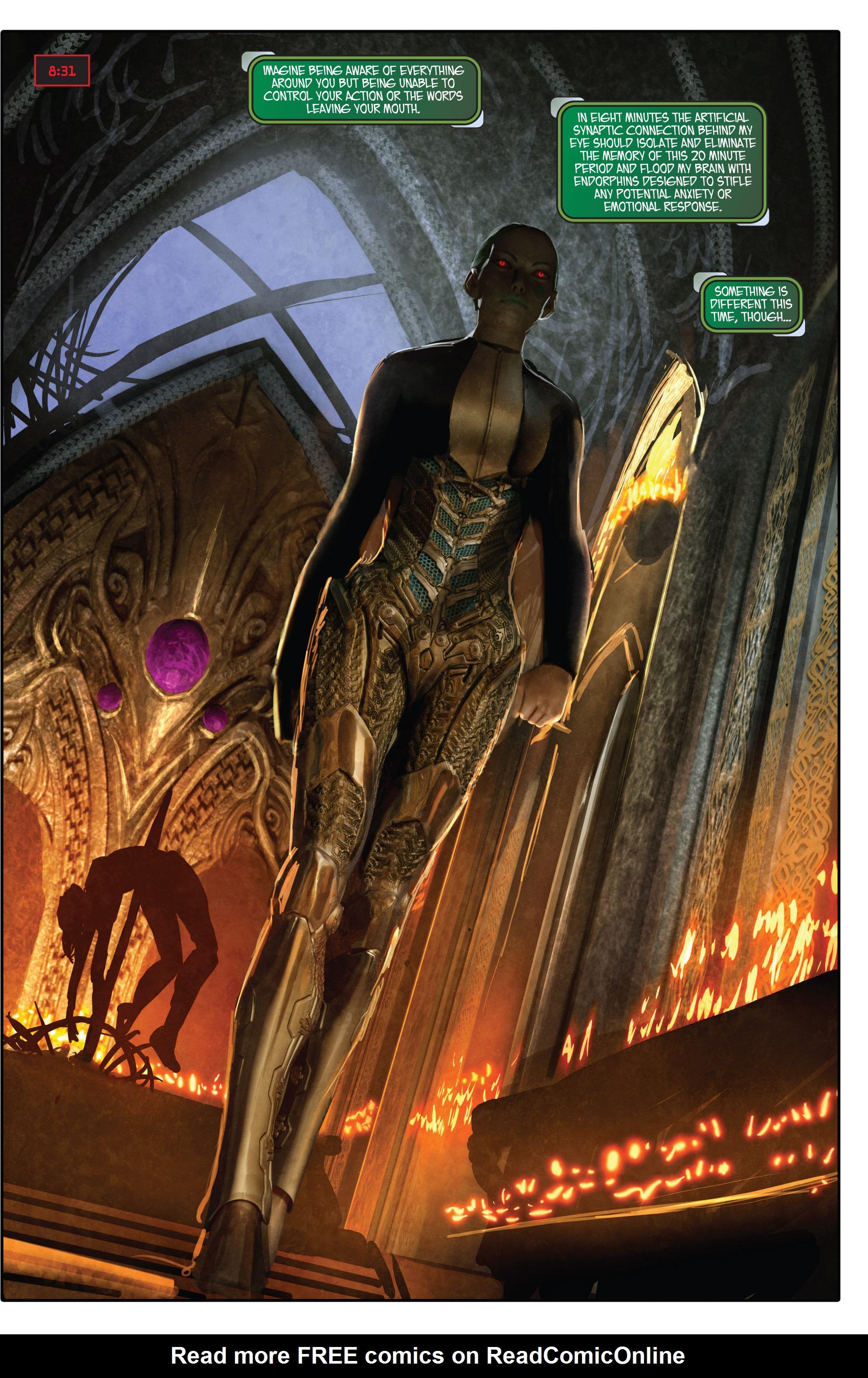 Read online Aphrodite IX (2013) comic -  Issue #Aphrodite IX (2013) _TPB 1 - 64