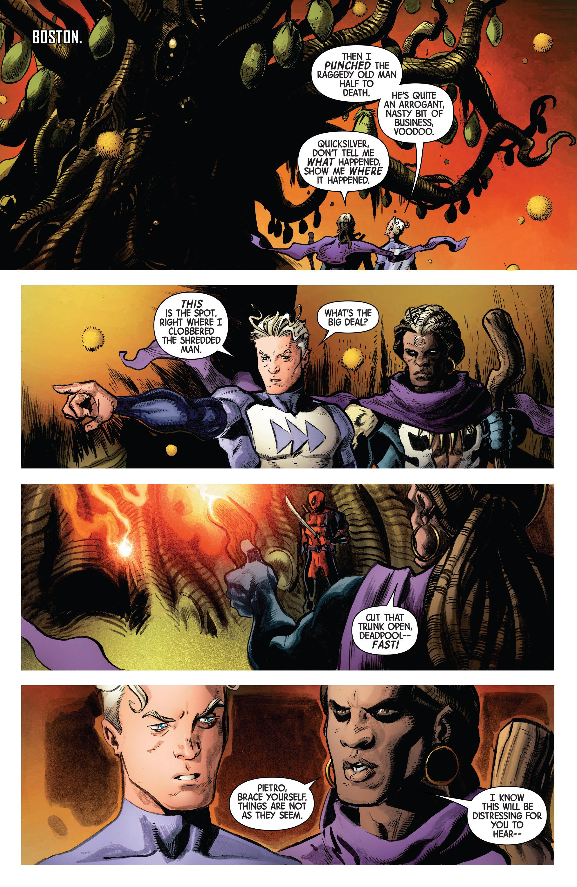 Read online Uncanny Avengers [II] comic -  Issue #3 - 3
