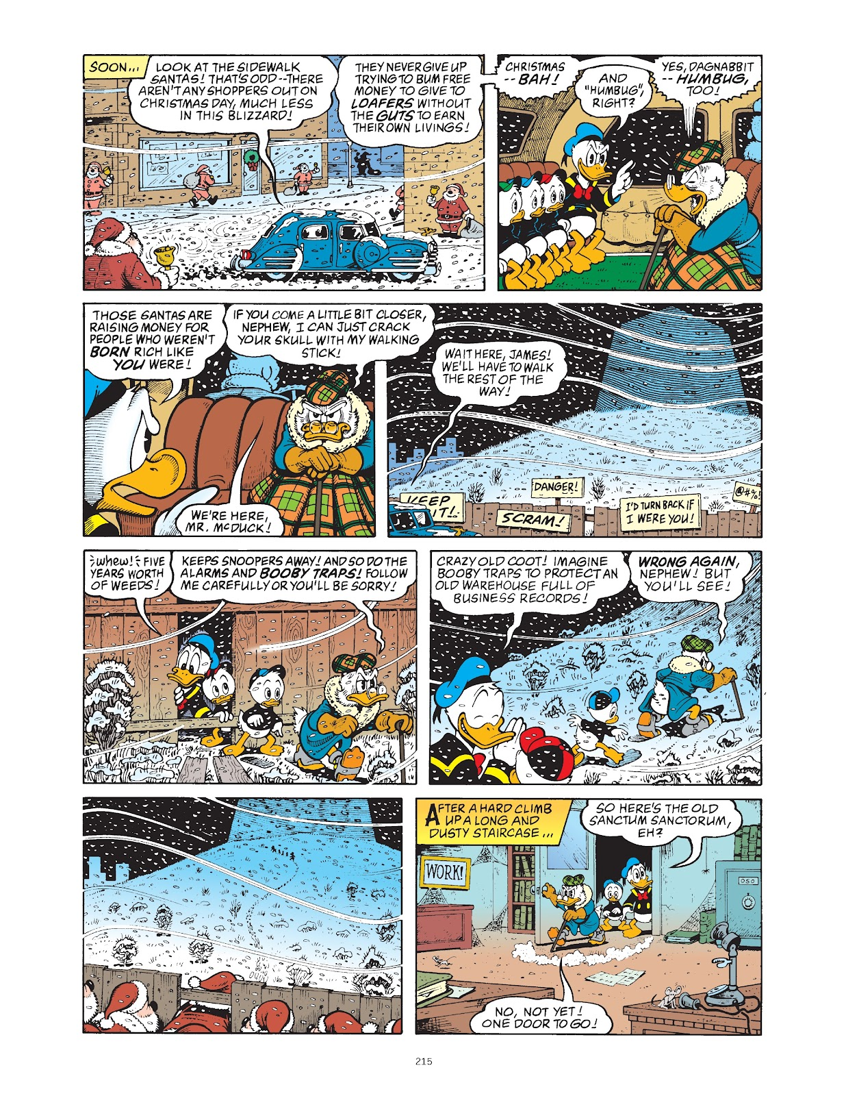 Read online The Complete Life and Times of Scrooge McDuck comic -  Issue # TPB 1 (Part 2) - 108