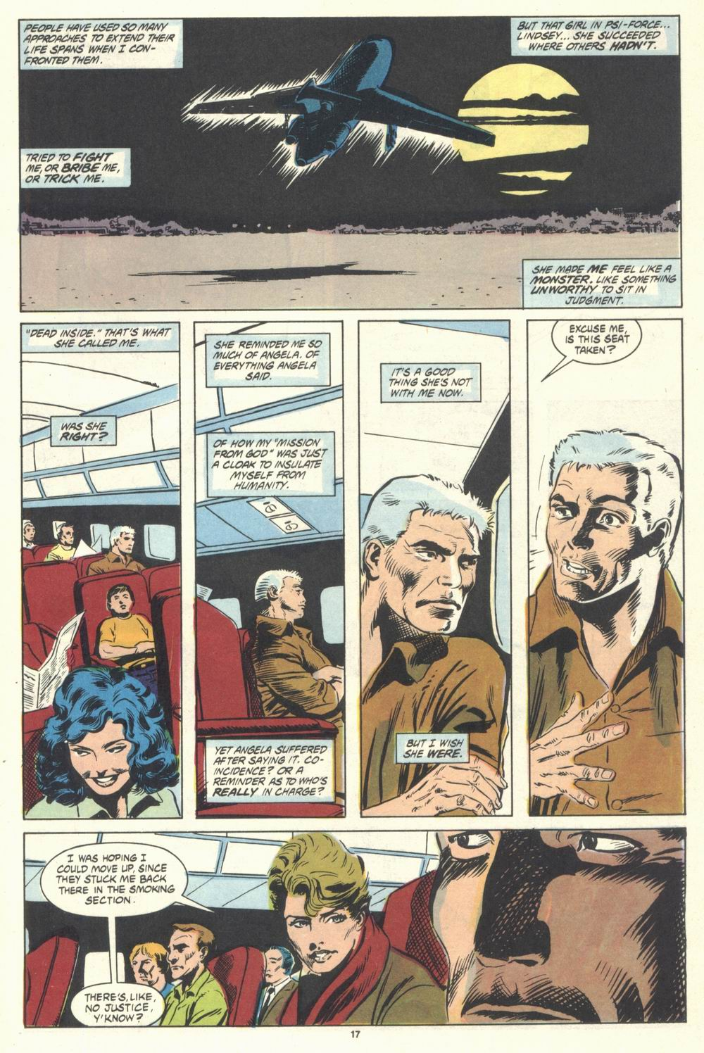 Read online Justice (1986) comic -  Issue #31 - 19