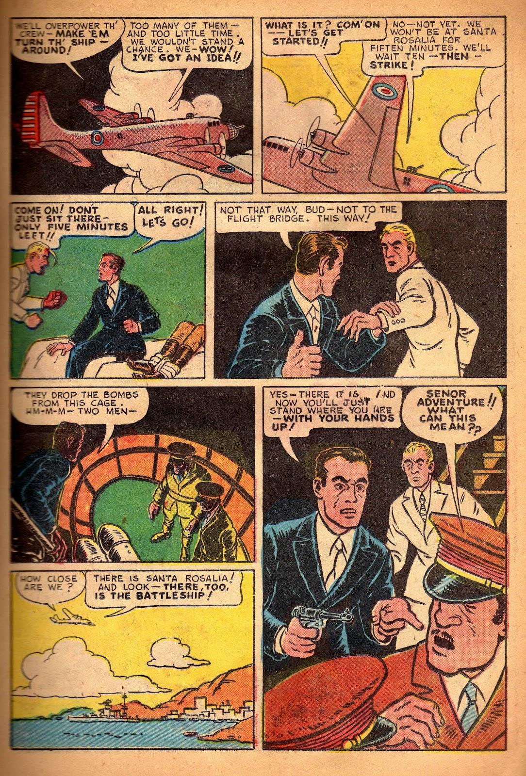 Bang-Up Comics issue 1 - Page 16